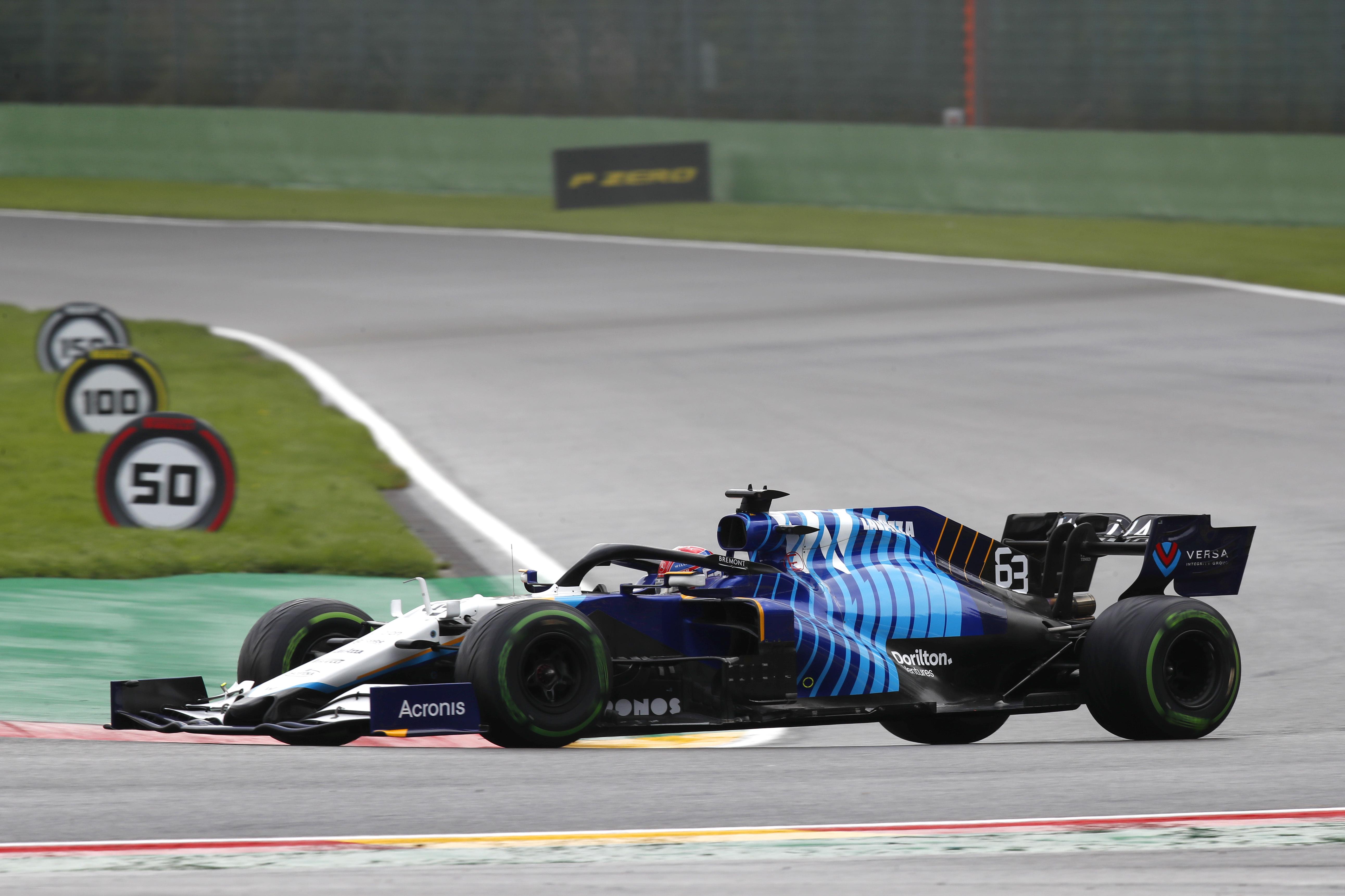 F1: Így változott a spái rajtrács a büntetések után
