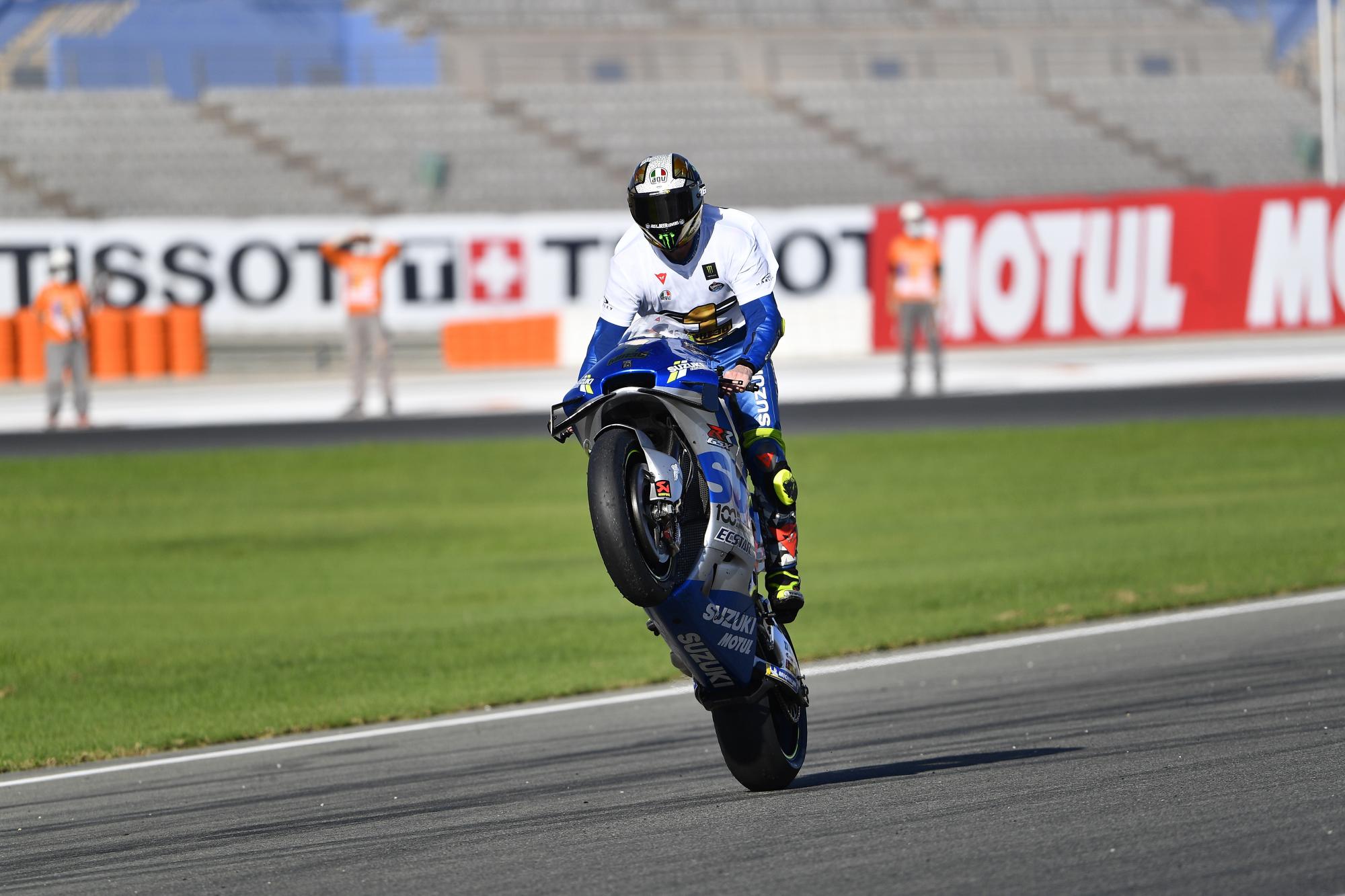 Egy győzelem is elég volt: Joan Mir a 2020-as világbajnok a MotoGP-ben!
