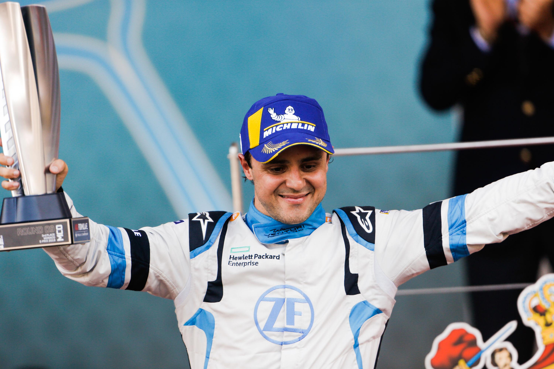 Formula–E: Bejelentették Felipe Massa utódját