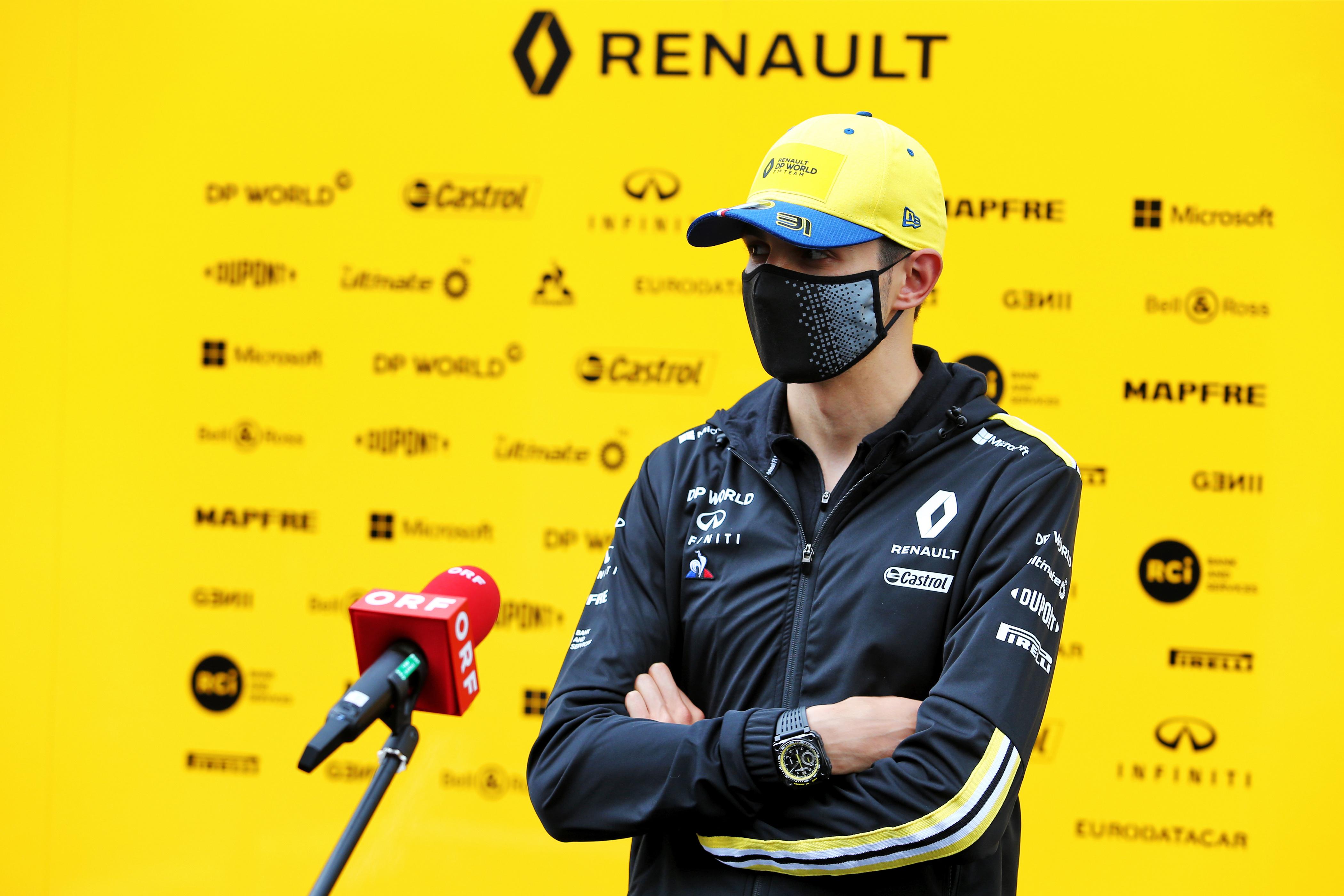 F1: Ocon örülne, ha Alonso lenne a csapattársa