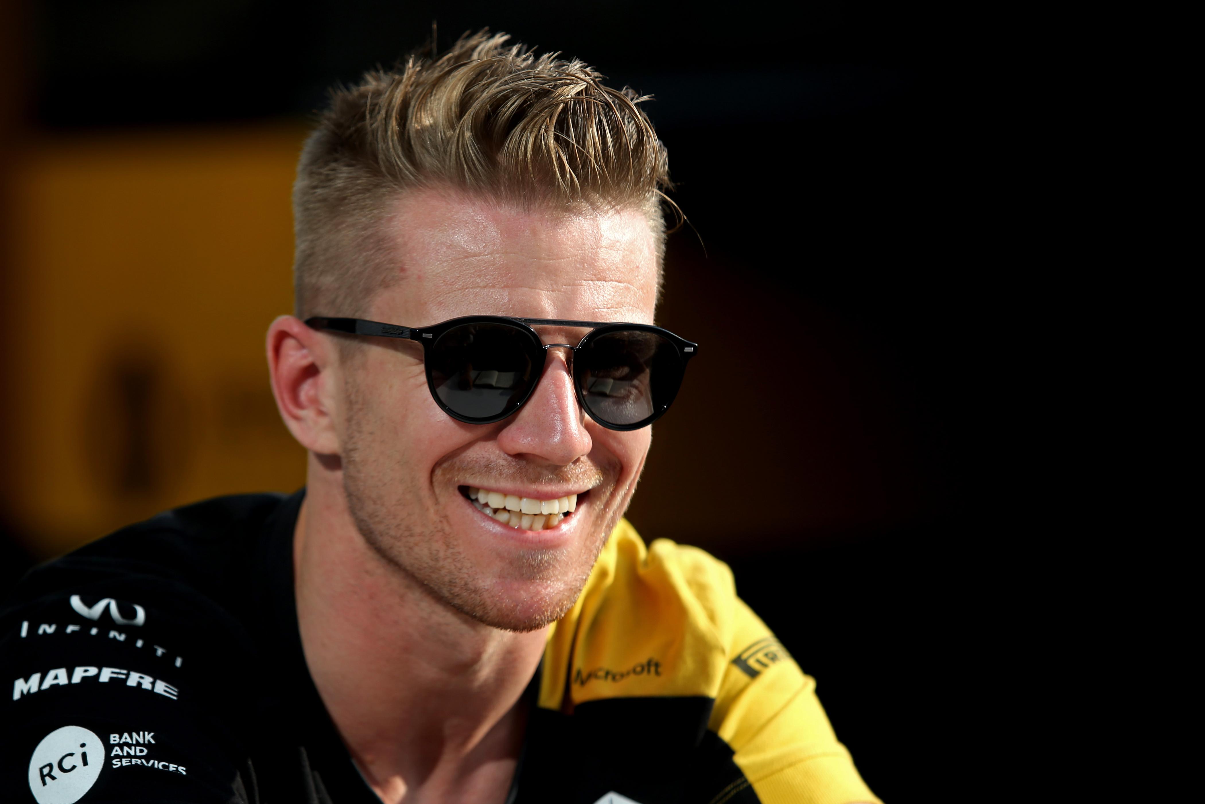 """F1: Hülkenberg """"mozgalmas csütörtökre"""" számít Belgiumban"""