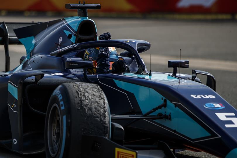 F1: A Toro Rosso újonca könyörgött a DAMS-nak, hogy az F2-ben versenyezhessen idén