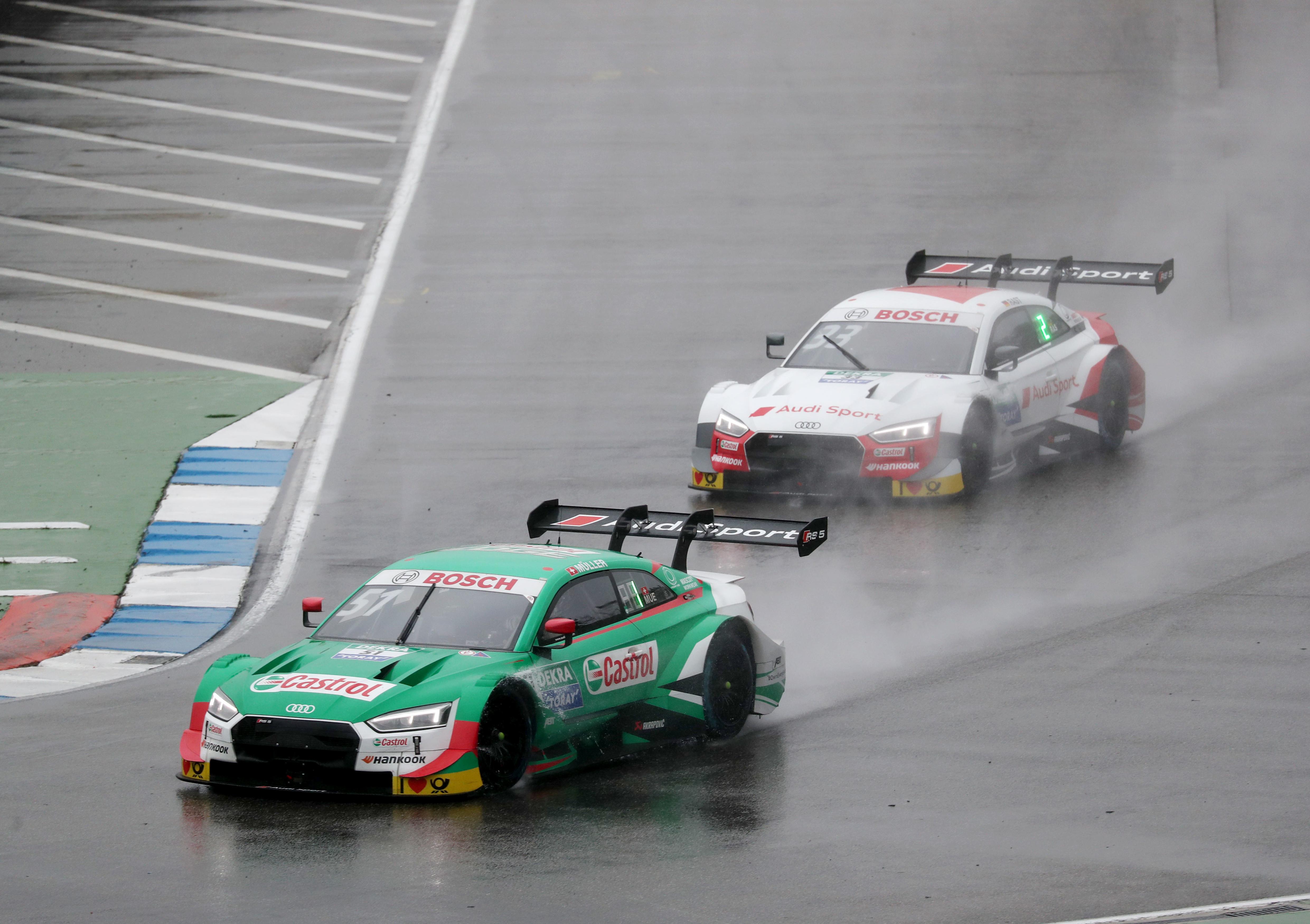 Idén sem nyúl bele DTM-felállásába az Audi