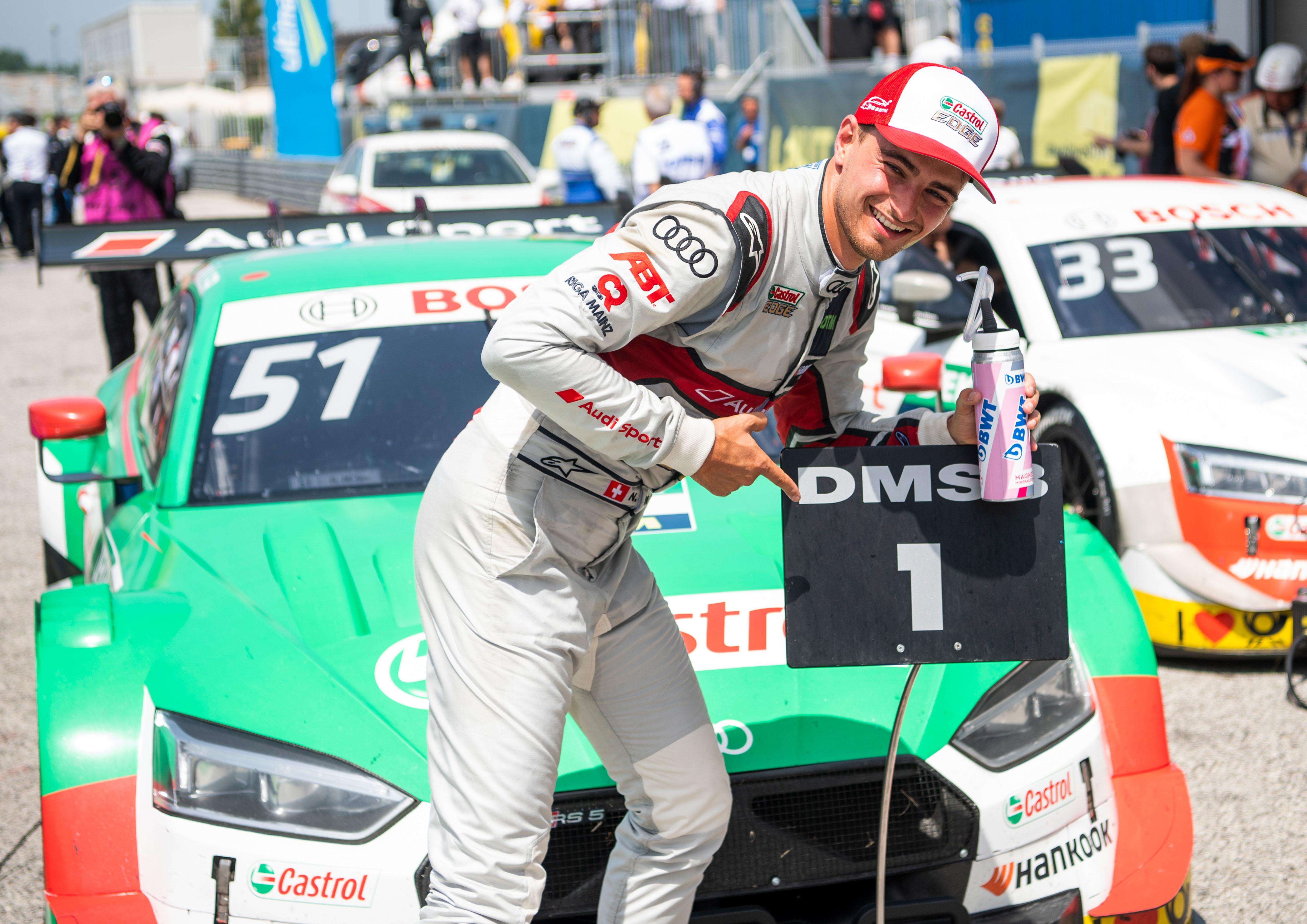 DTM: Müller három év után először tudott nyerni
