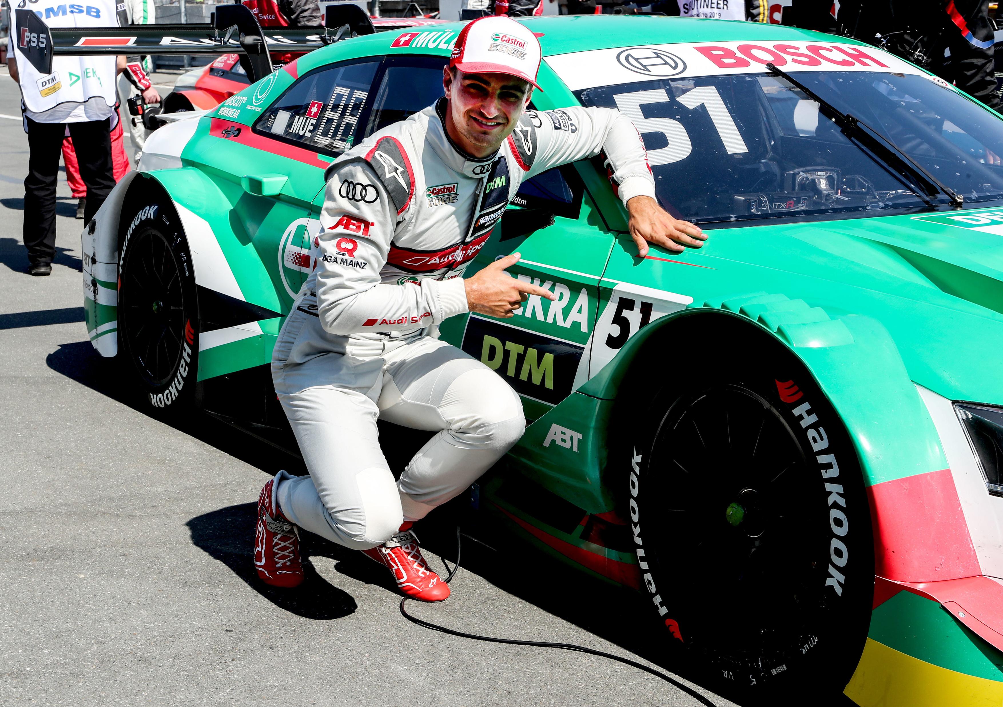 Formula-E: DTM-élmenővel erősít a Dragon
