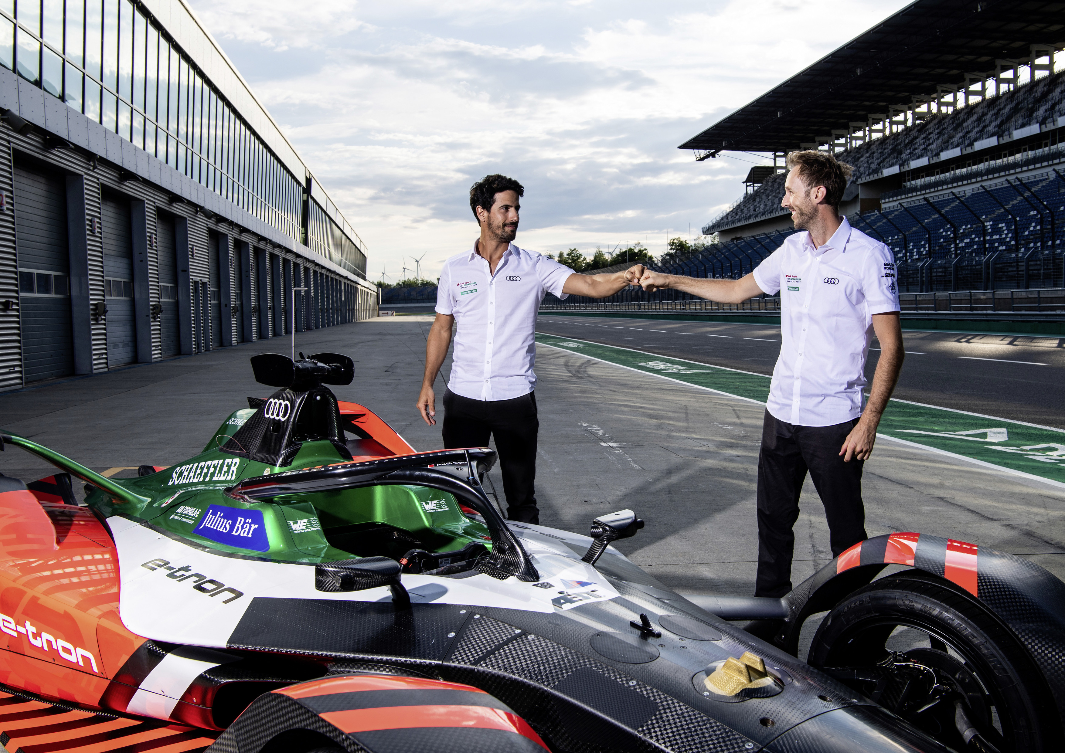 Formula–E: Megnevezte 2021-es párosát az Audi