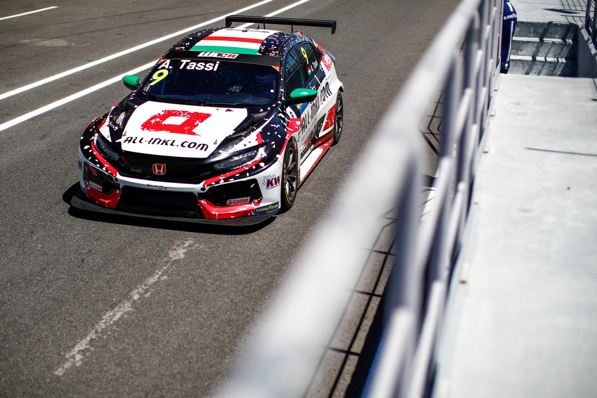 WTCR: Tarolt a Honda, Tassi a legjobb magyar