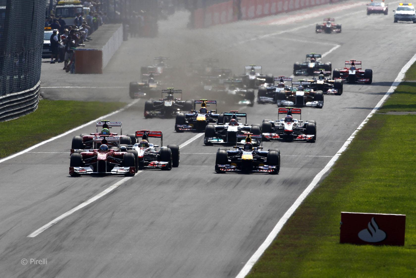 F1 - AZ OLASZ AUTÓKLUB NEM TÁMOGATJA AZ IMOLAI OLASZ NAGYDÍJAT