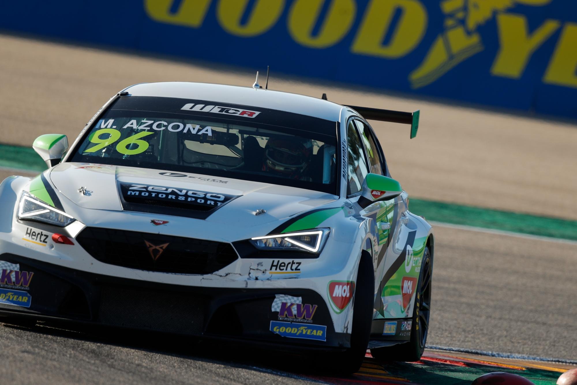 WTCR: Öt év után újra nyert a Zengő Motorsport!