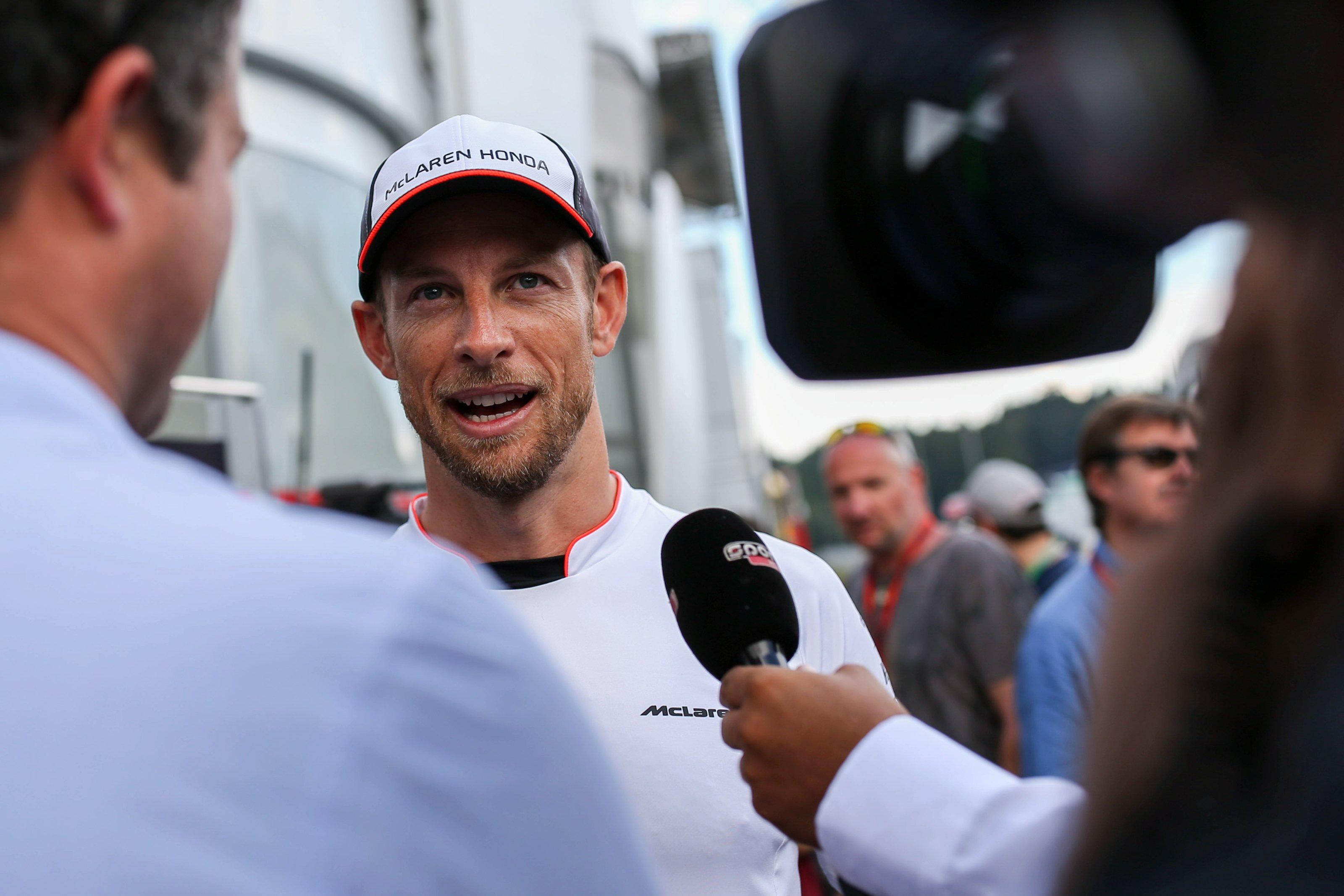 F1: Ismét apa lett Jenson Button