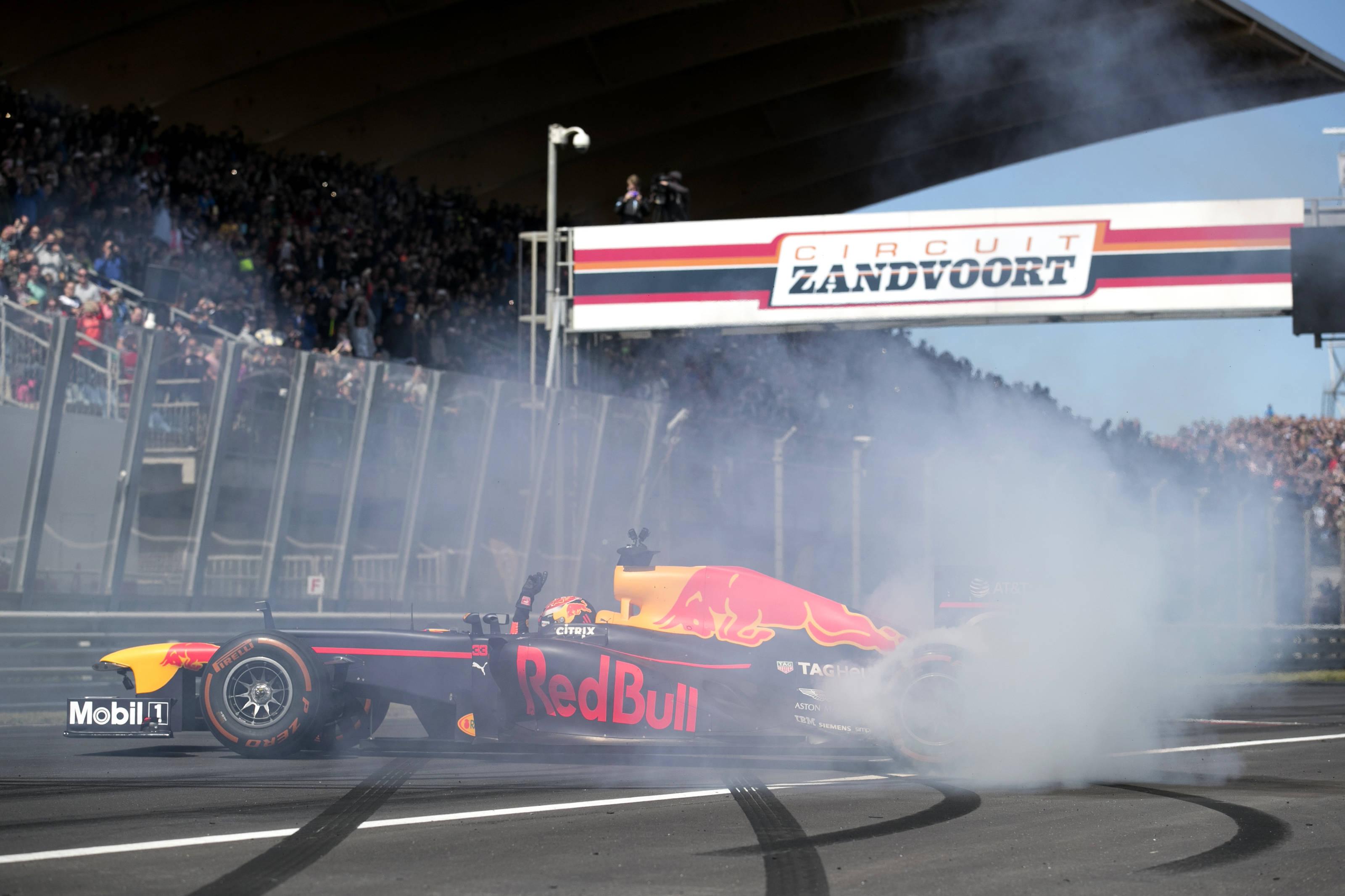 Hivatalos, 35 év után újra F1-es futamot rendez Hollandia