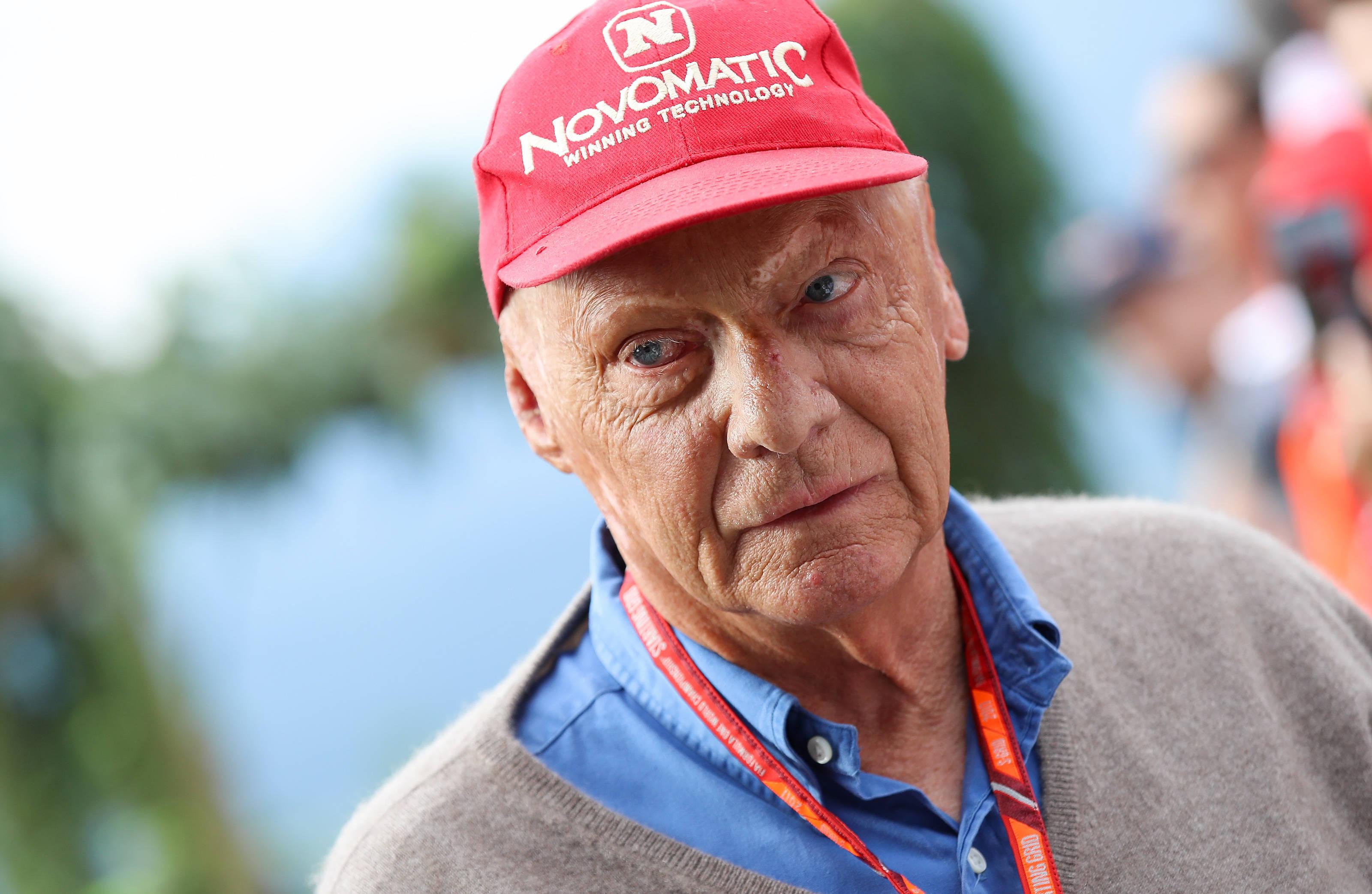 F1: Kanyart neveztek el Niki Laudáról a Red Bull Ringen