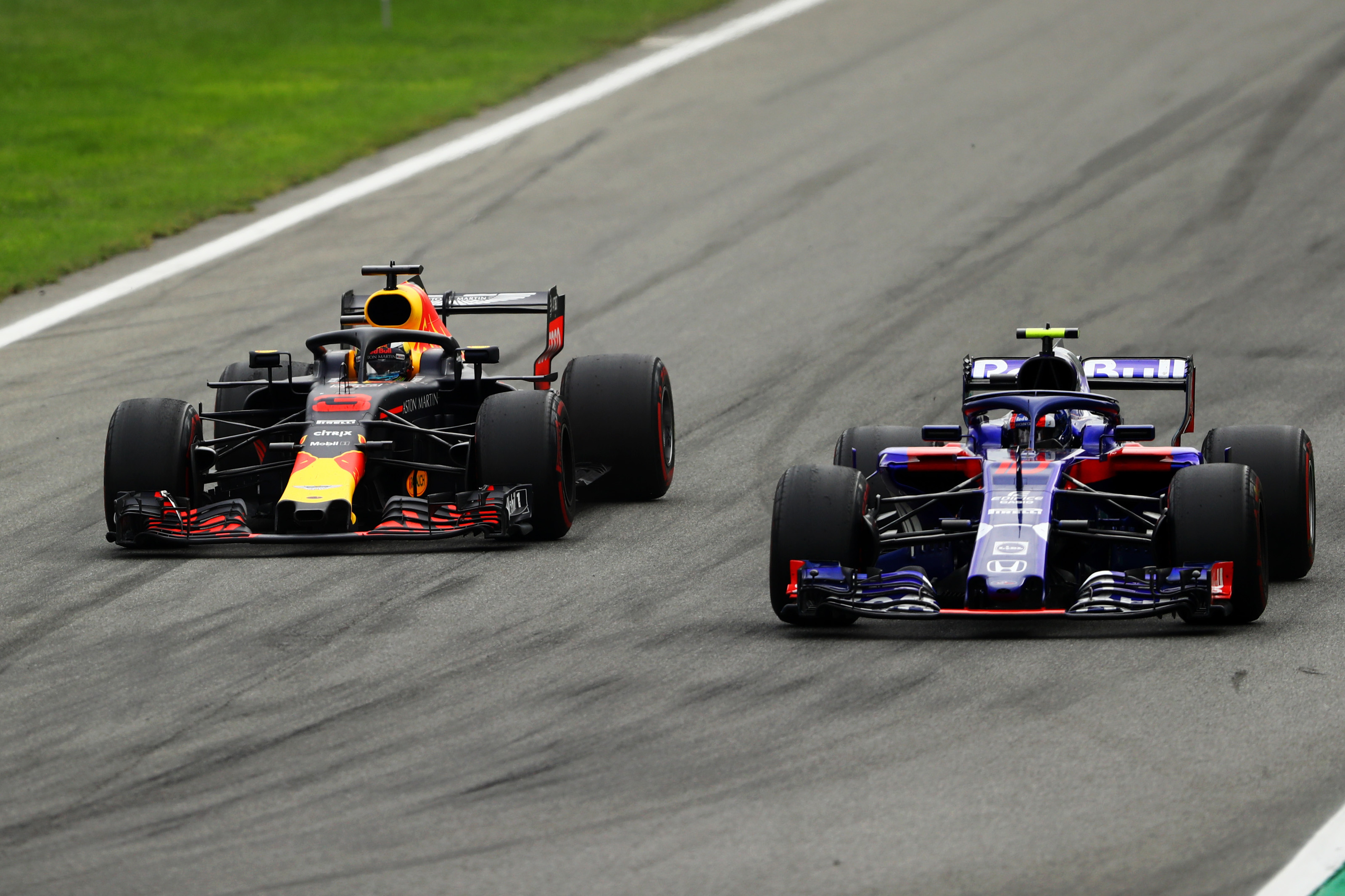 F1: Mindkét Red Bull-csapat többet költött 2018-ban