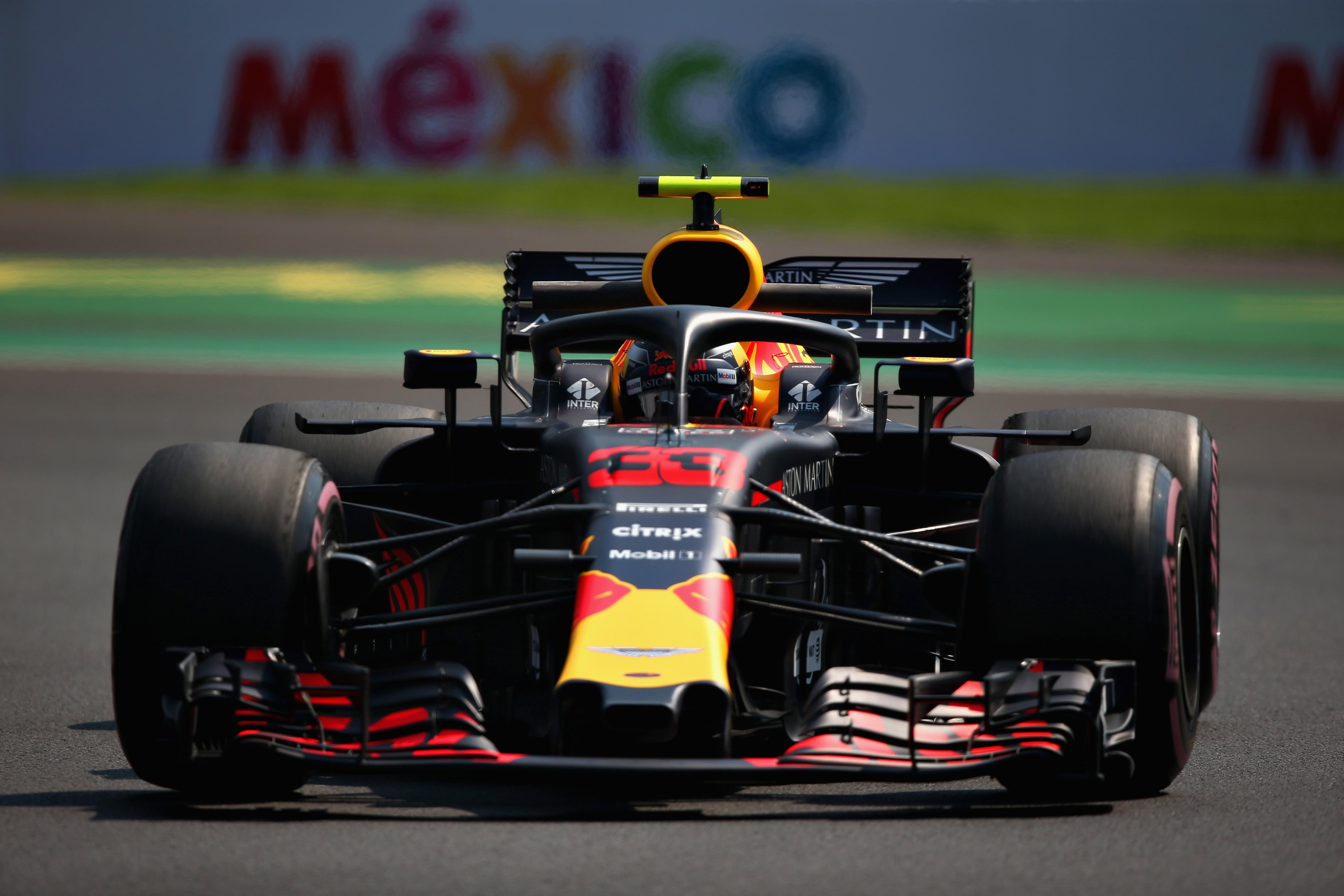 F1 - RED BULL-DUPLÁVAL INDULT A MEXIKÓI HÉTVÉGE