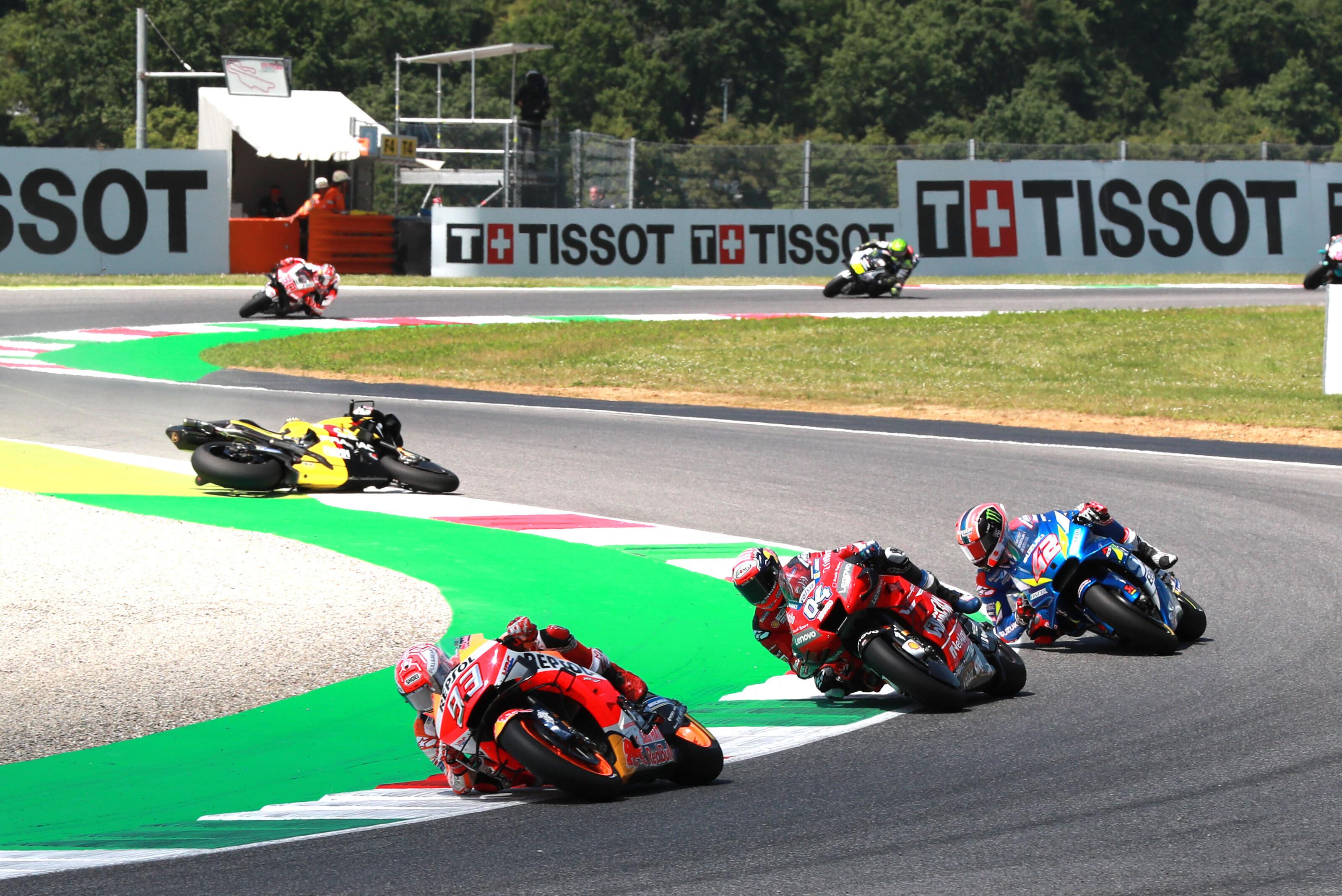F1-es meglepetéshelyszín esett ki a MotoGP naptárából