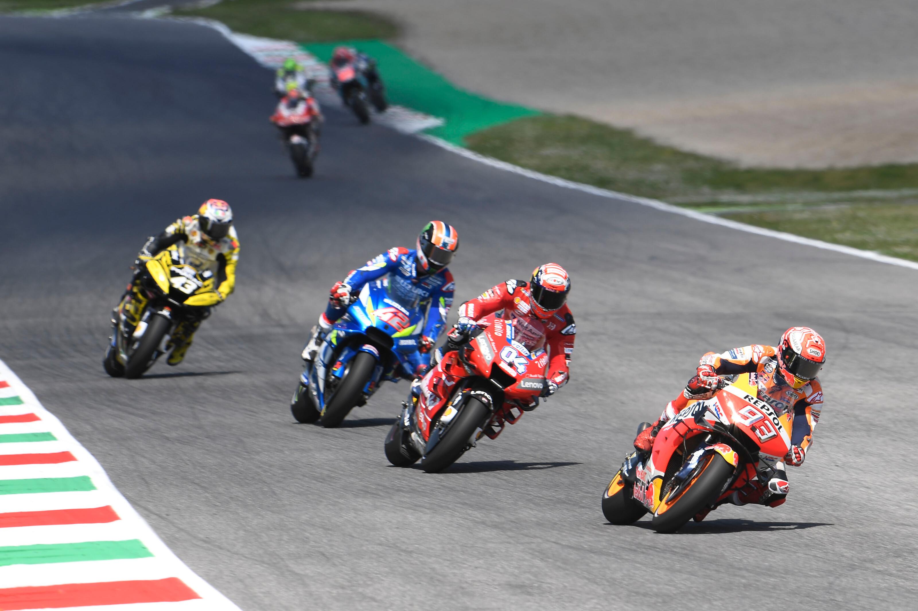 A MotoGP-ben már készülnek a legrosszabbra