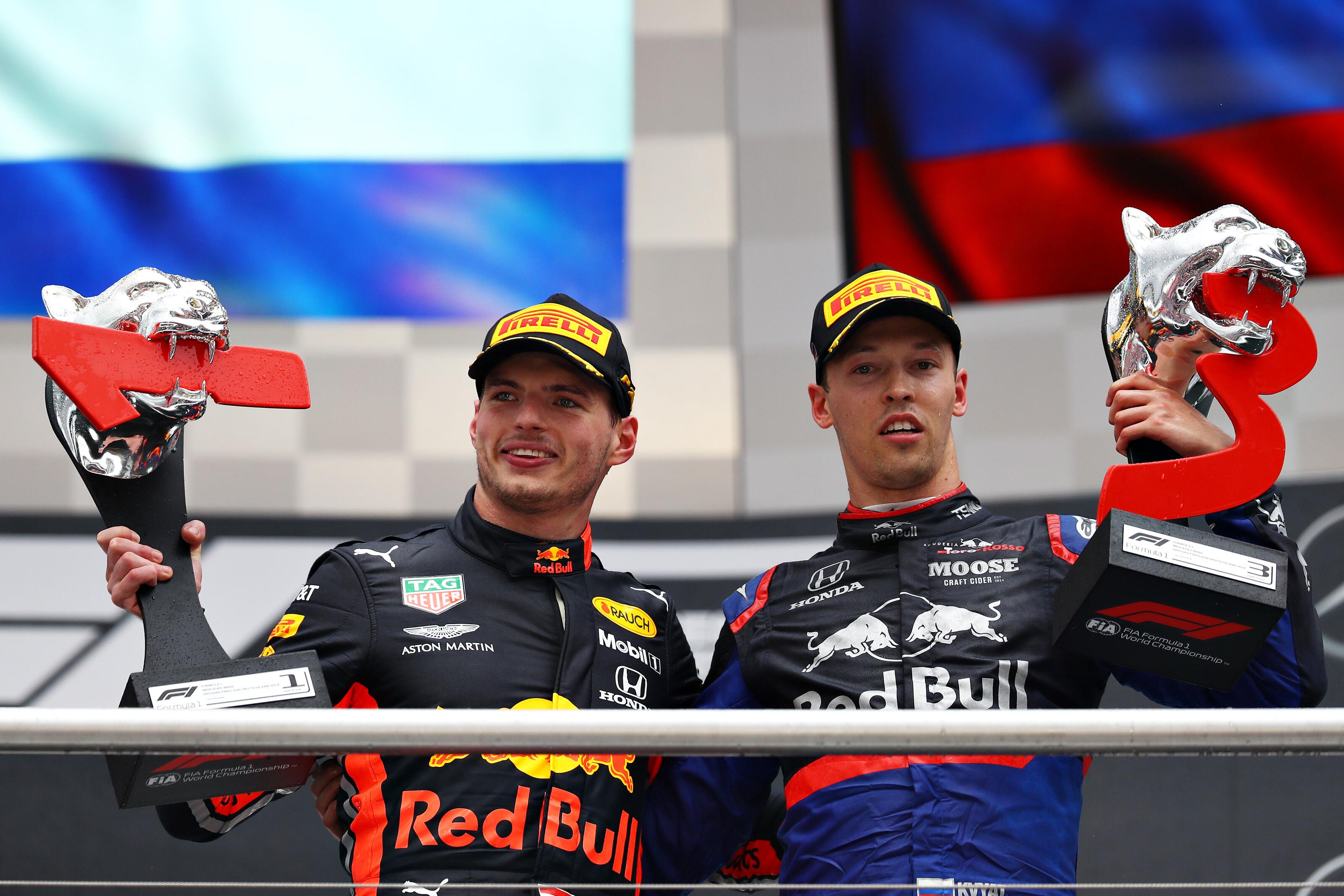 F1: Mégis harcban van Kvjat a Red Bull-ülésért?