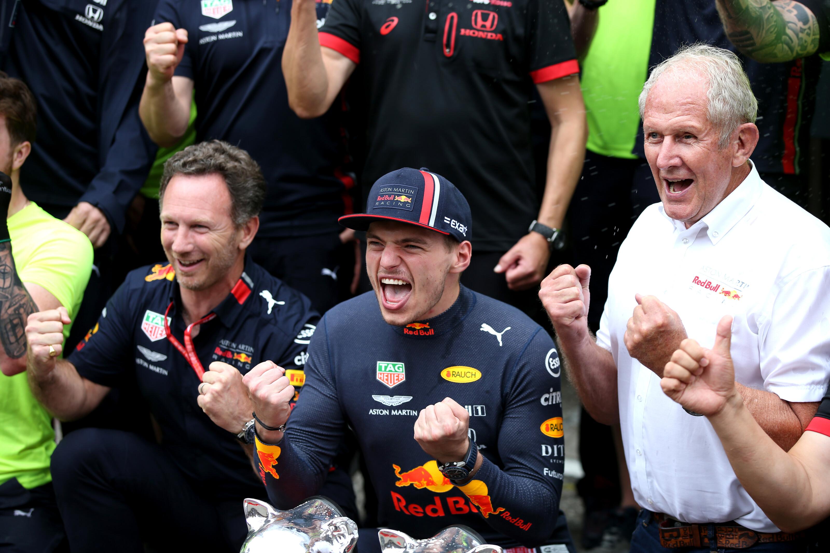 F1: Egy szinten van Sennával, Schumacherrel és Hamiltonnal Verstappen?
