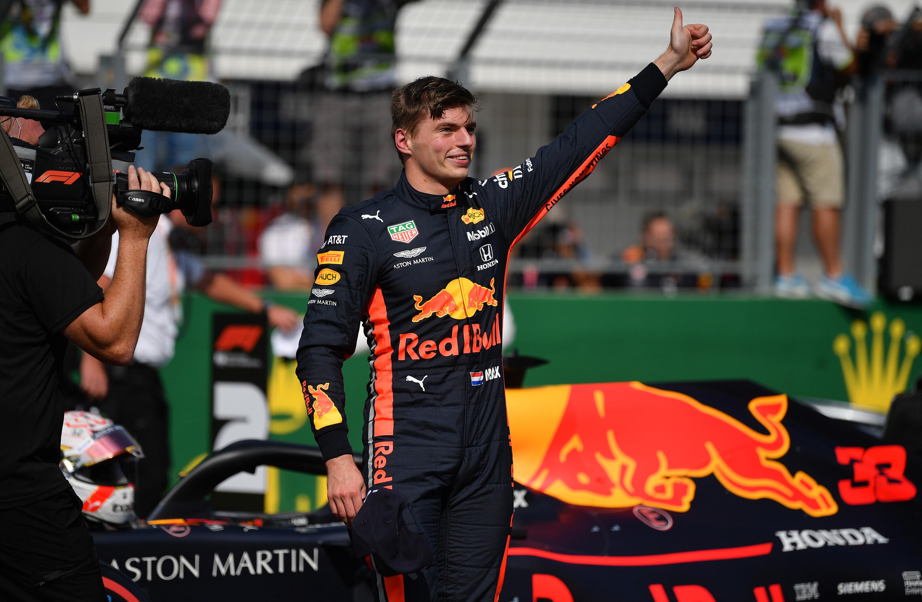 F1: Megtört a jég – a Hungaroringen szerezte első pole-ját Verstappen!