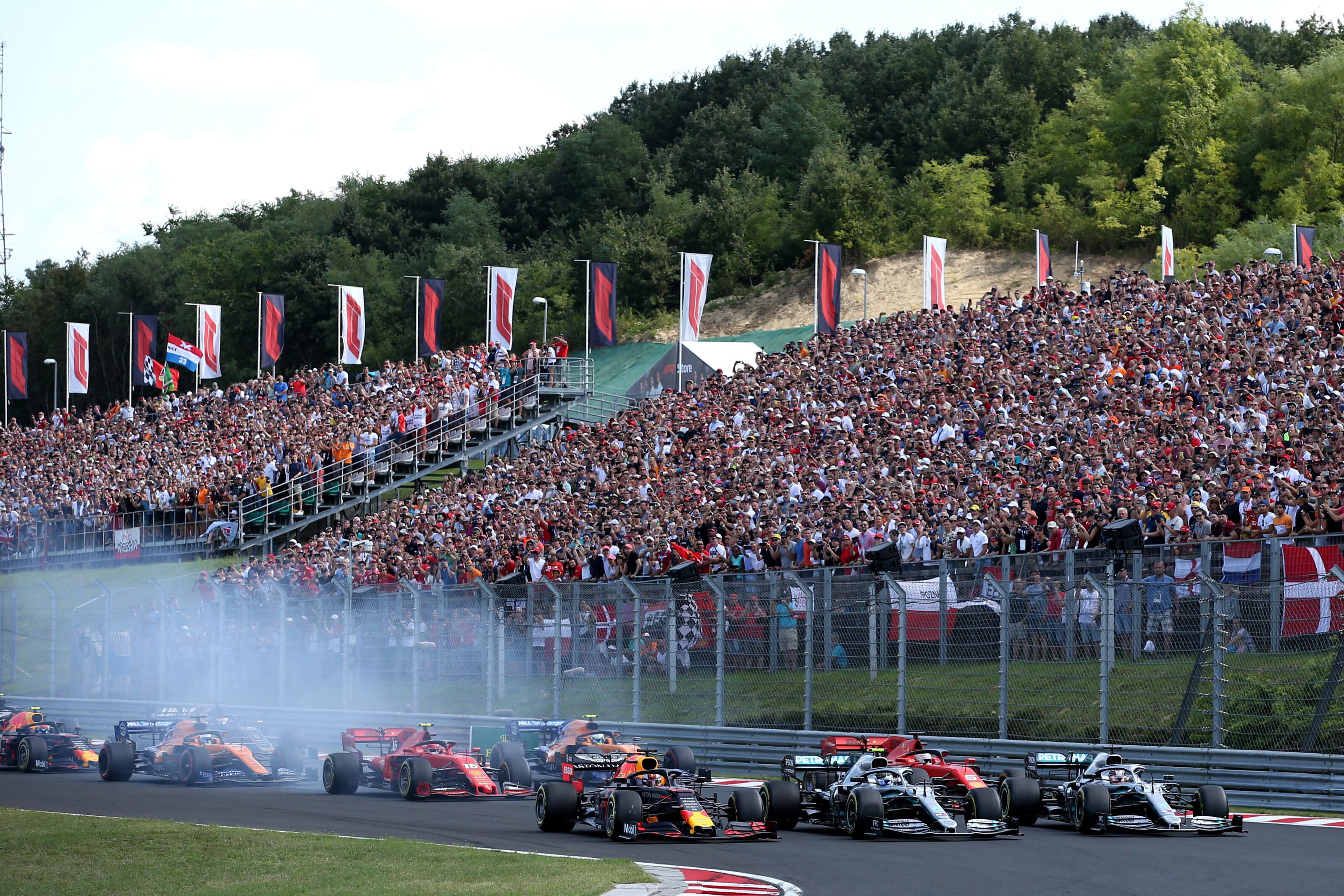 Mégis lehetnek nézők az F1-es nagydíjakon, de csak virtuálisan