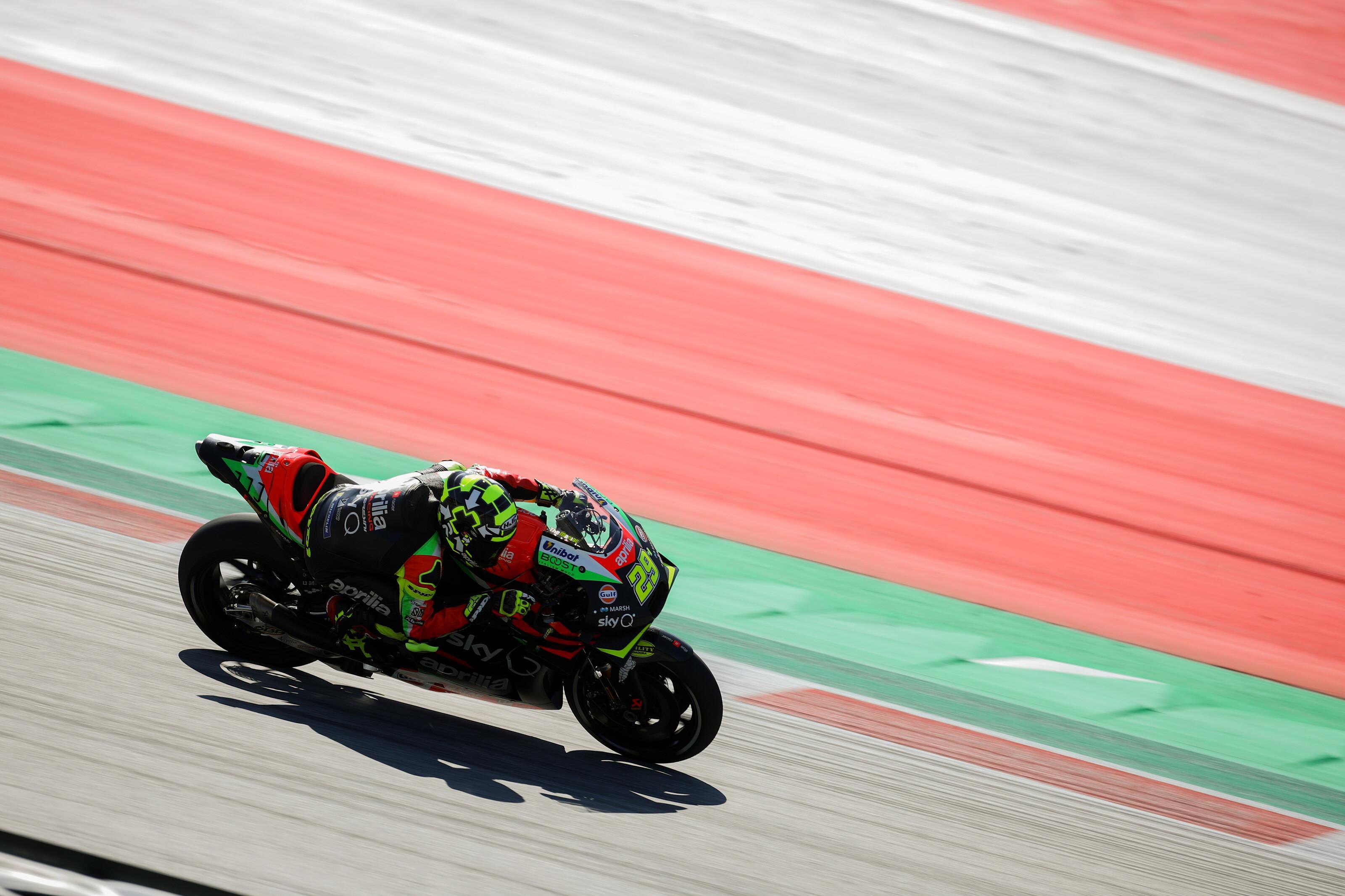 MotoGP: Doppingvétség miatt másfél évre eltiltották Andrea Iannonét