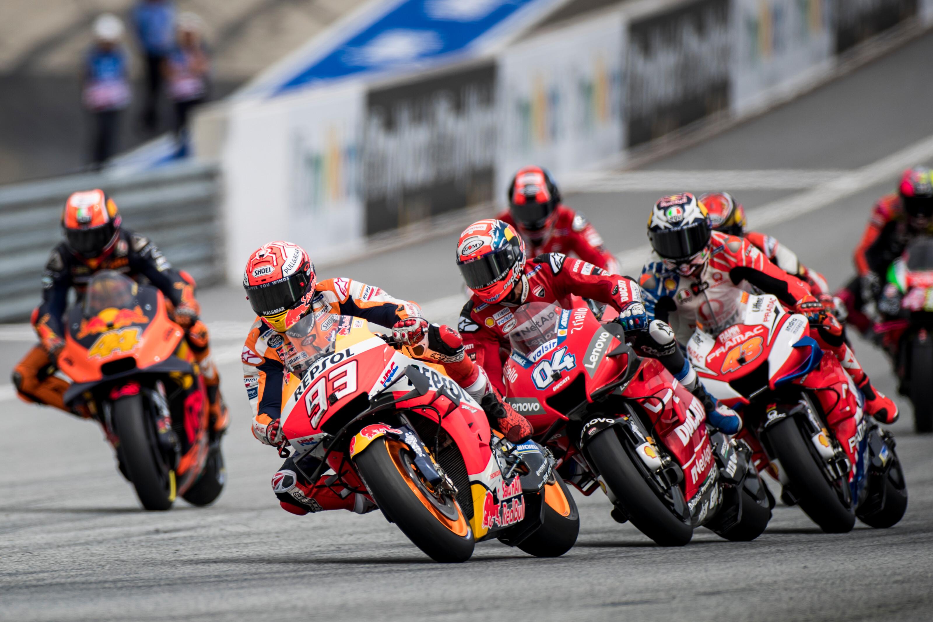 Nyolc évre írt alá Magyarországgal a MotoGP