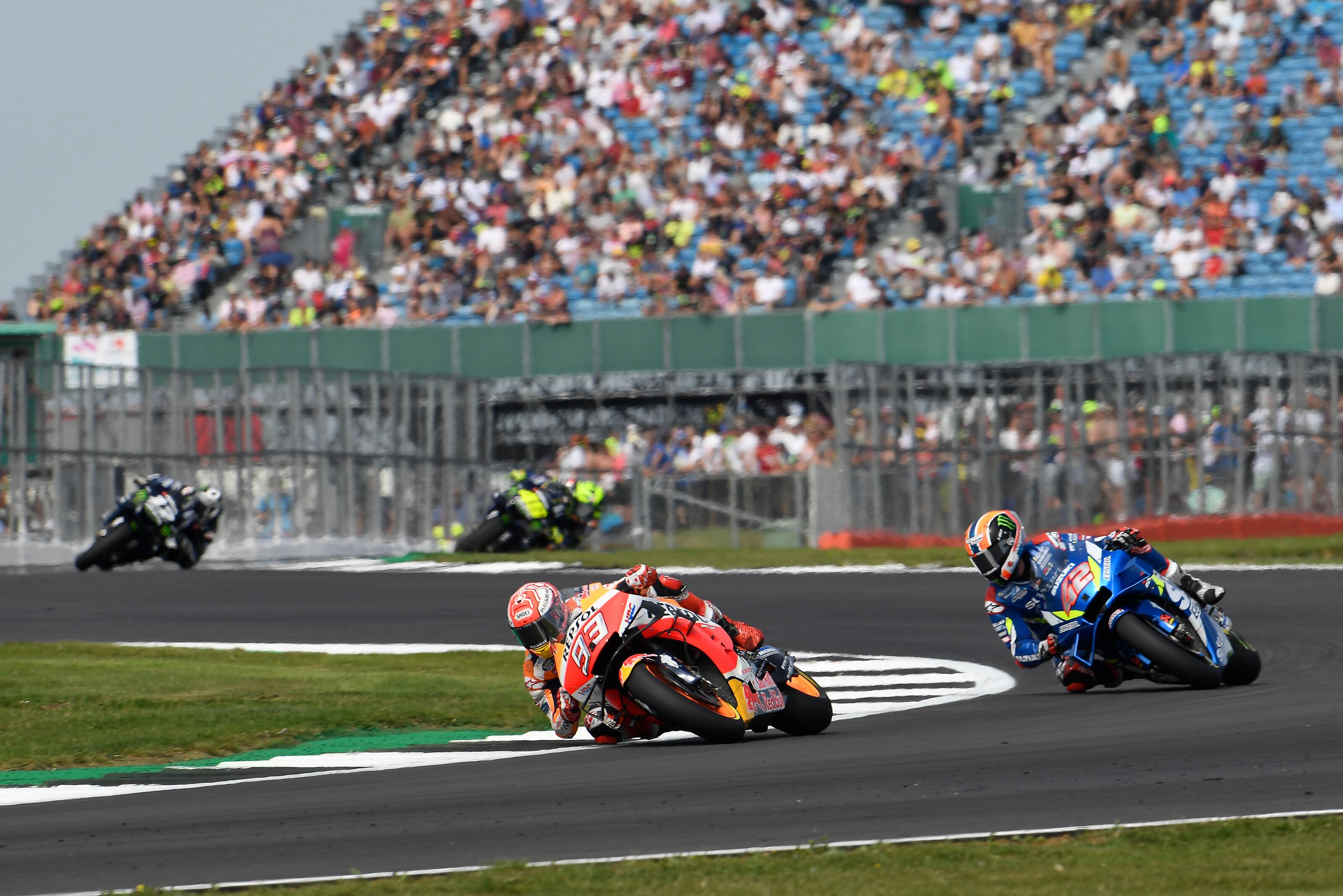 A Brit és az Ausztrál Nagydíj is elmarad idén a MotoGP-ben