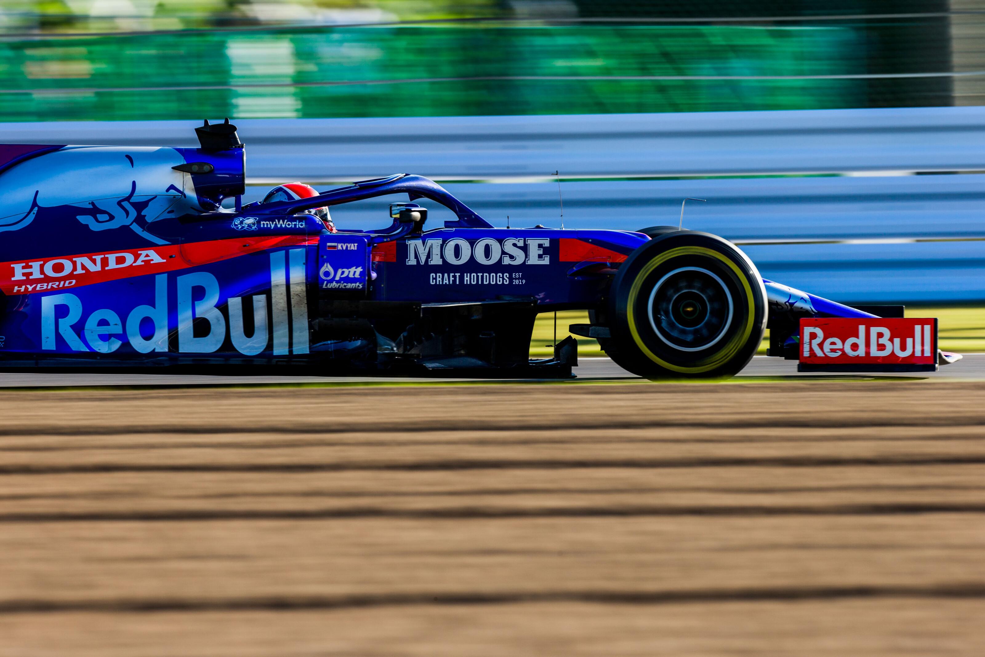 F1: Jóváhagyták a Toro Rosso átnevezését