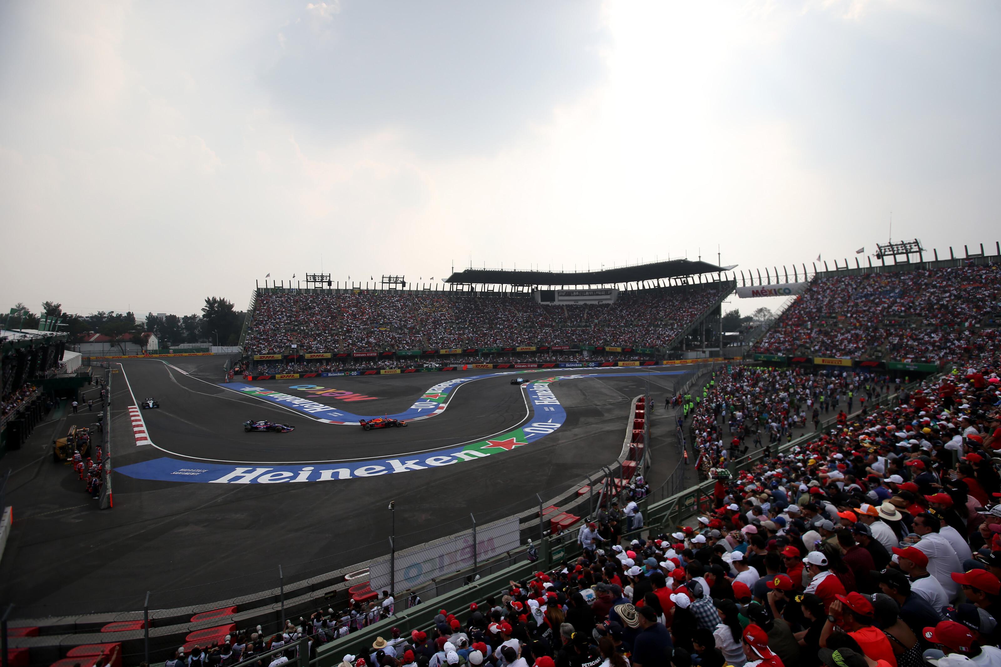 F1: Átmeneti kórház lett a mexikói pályából