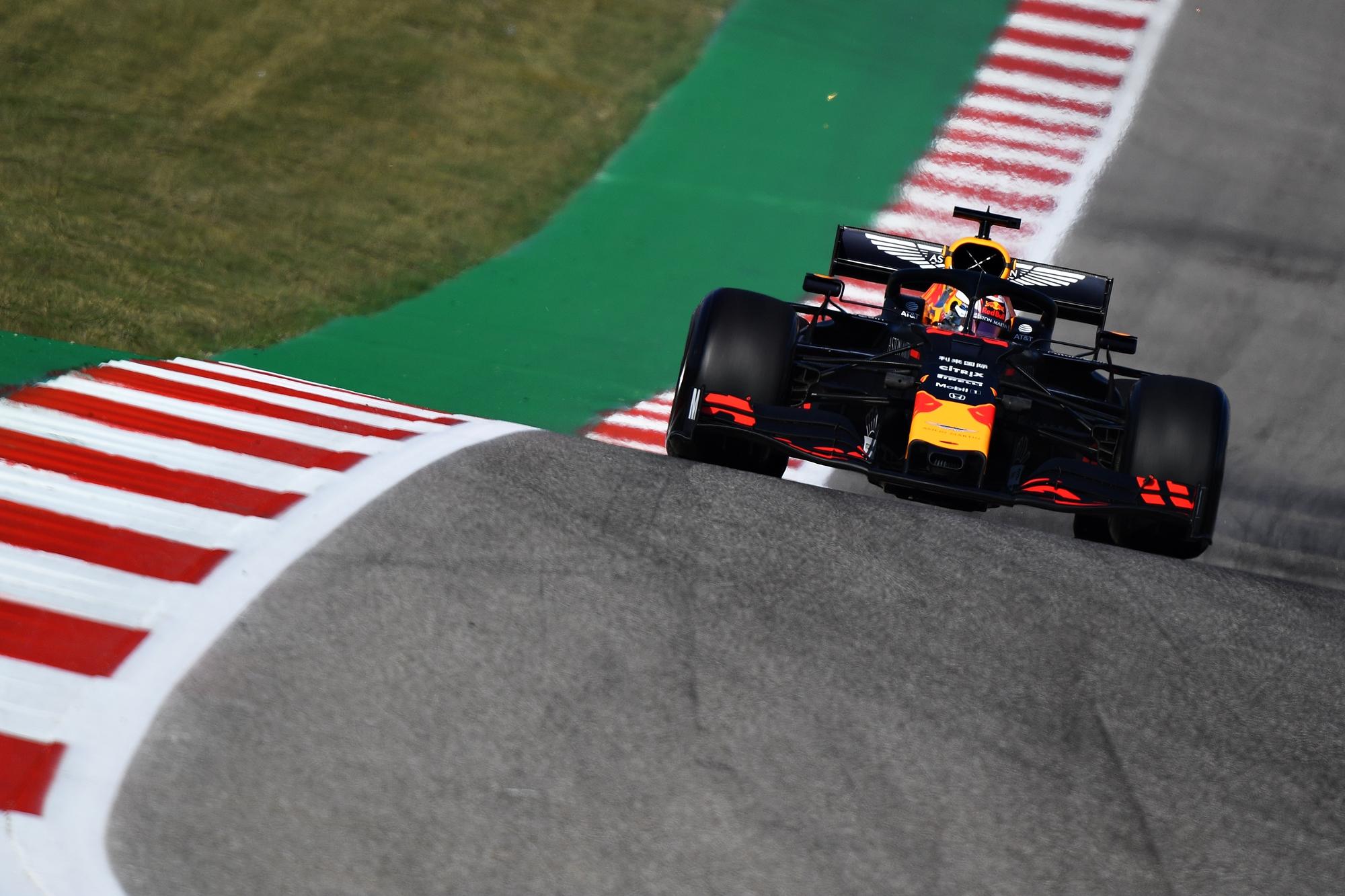 F1: Verstappen nyitott az élen az USA-ban