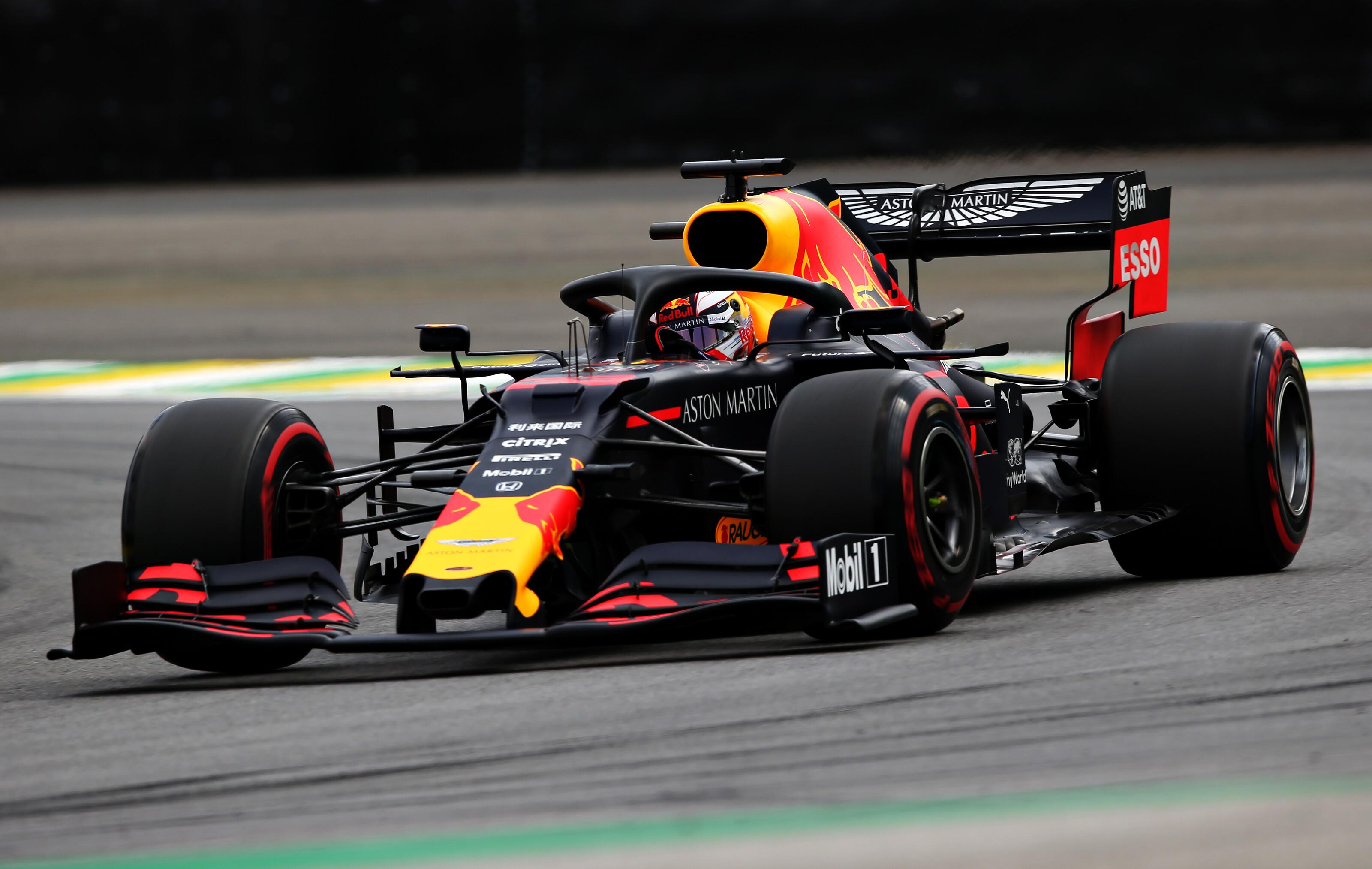 F1: Verstappen indul az élről Brazíliában