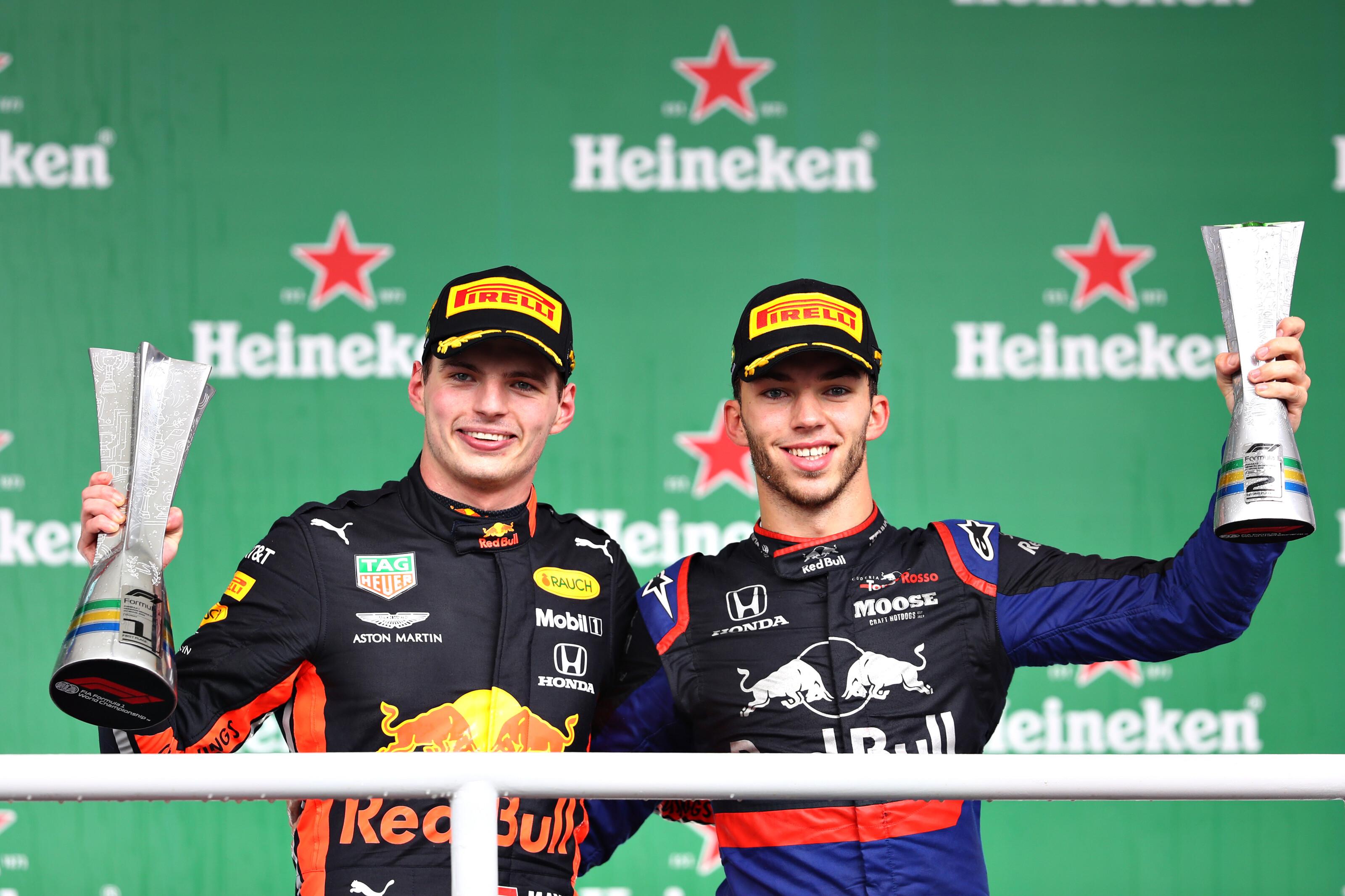 F1: Egy döntés, amivel talán mindenki jól járt a Red Bullnál?