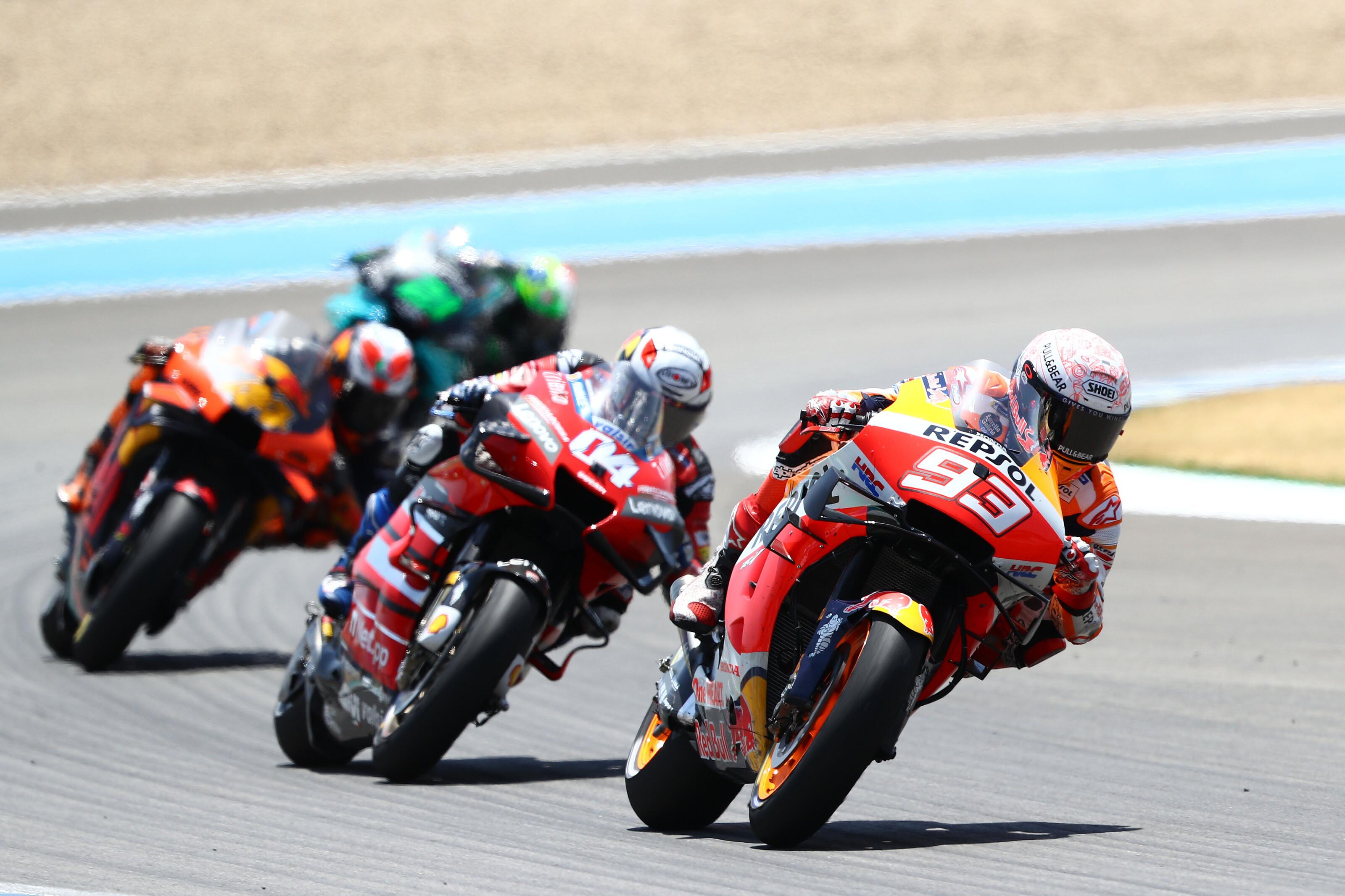 MotoGP: Itt a vége Márquez címvédésének?