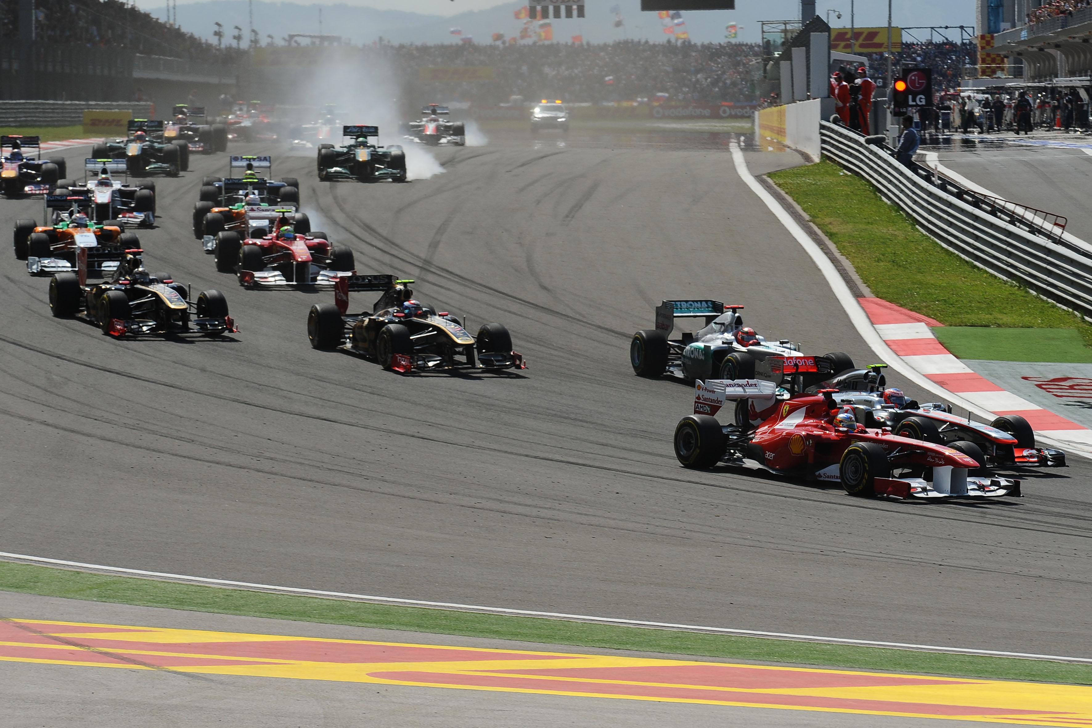 F1: Nevetséges összegért engednének be 100 ezer nézőt a Török Nagydíjra