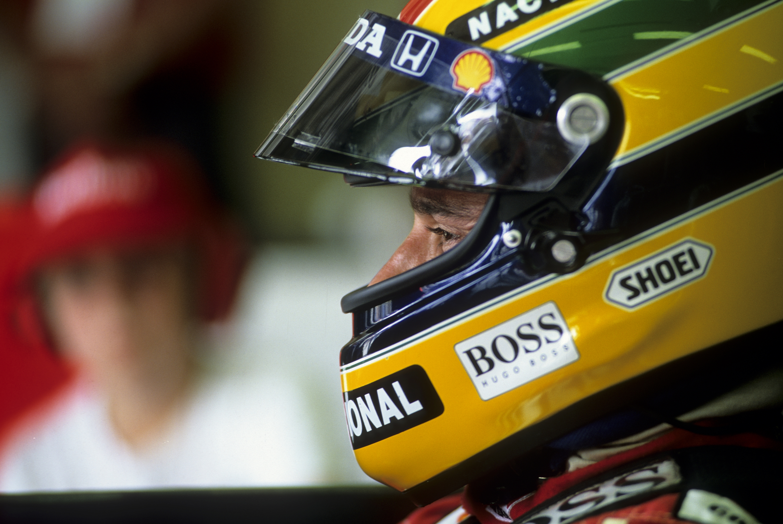 F1: Ayrton Sennára emlékezik az M4 Sport