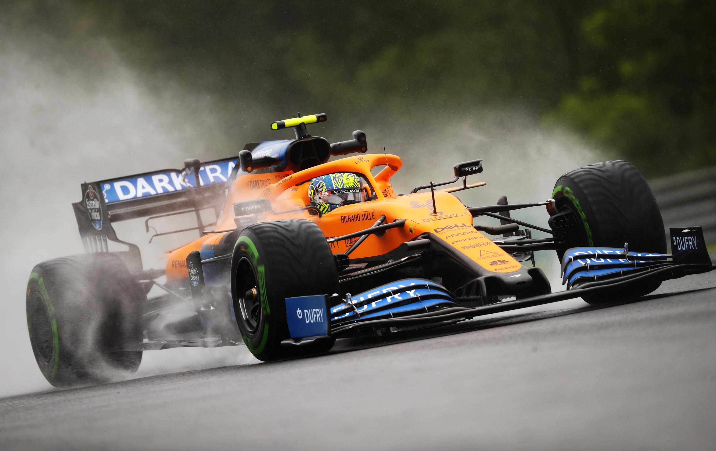 F1: Eső teheti izgalmassá a jubileumi Magyar Nagydíjat