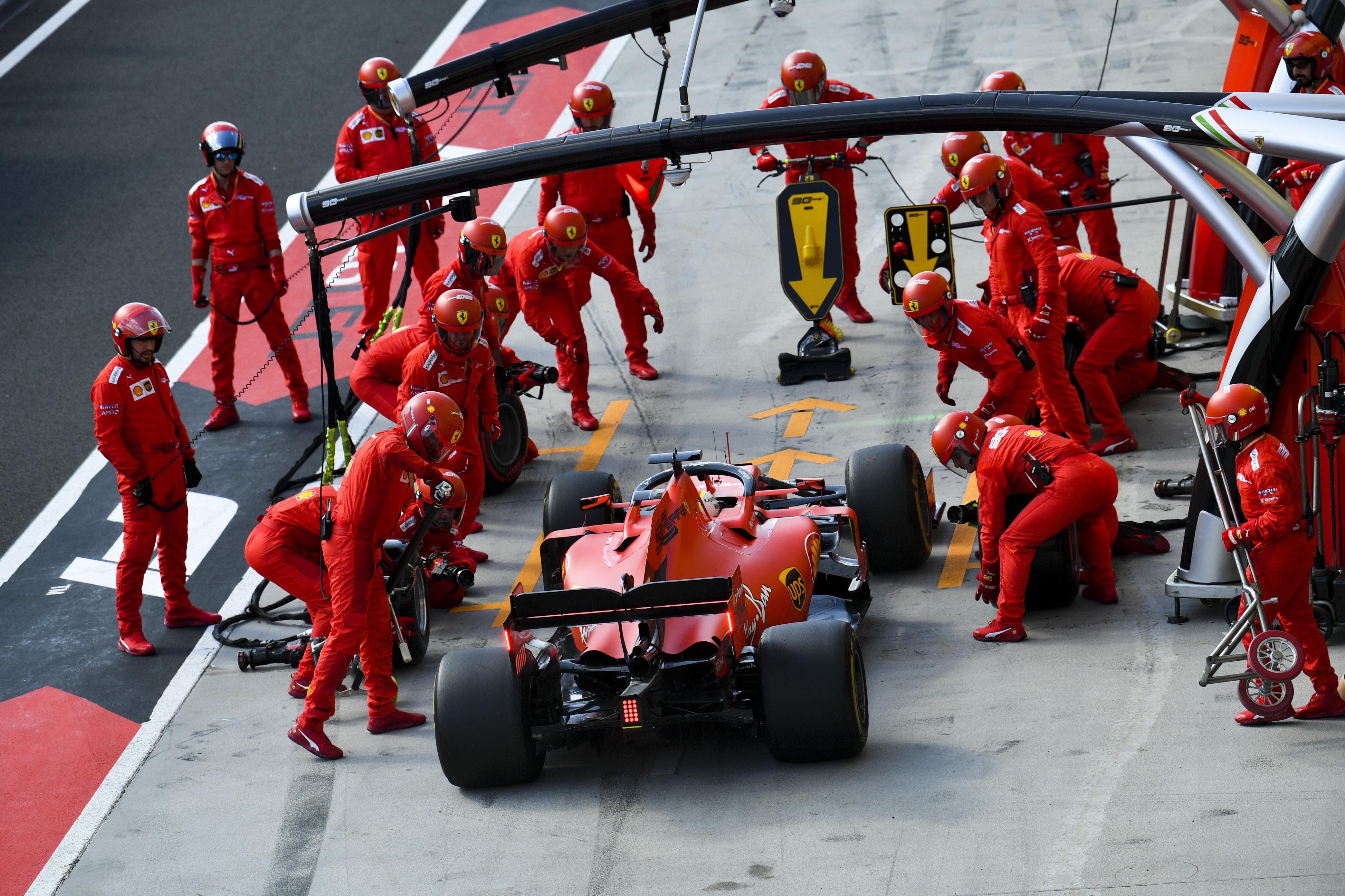 F1: Fontos tendert írt ki az FIA