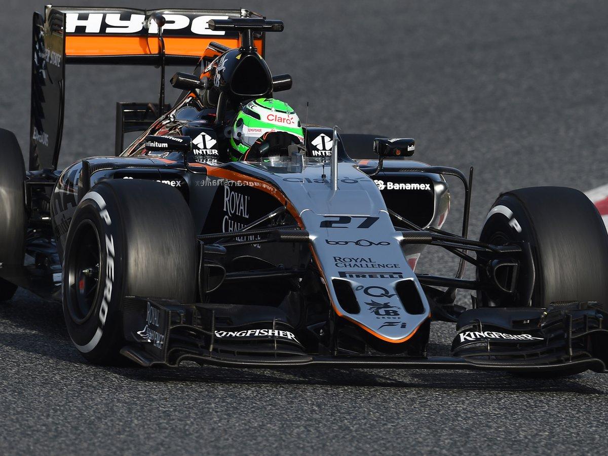 F1 - A FORCE INDIA TOVÁBBRA IS NYITOTT AZ ASTON MARTIN FELÉ
