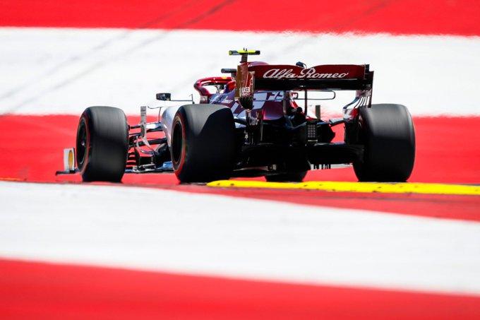 F1: 2010 óta először szerzett pontot olasz versenyző a Forma-1-ben