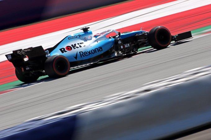 F1: Hosszabbított a Williamsszel a főszponzor