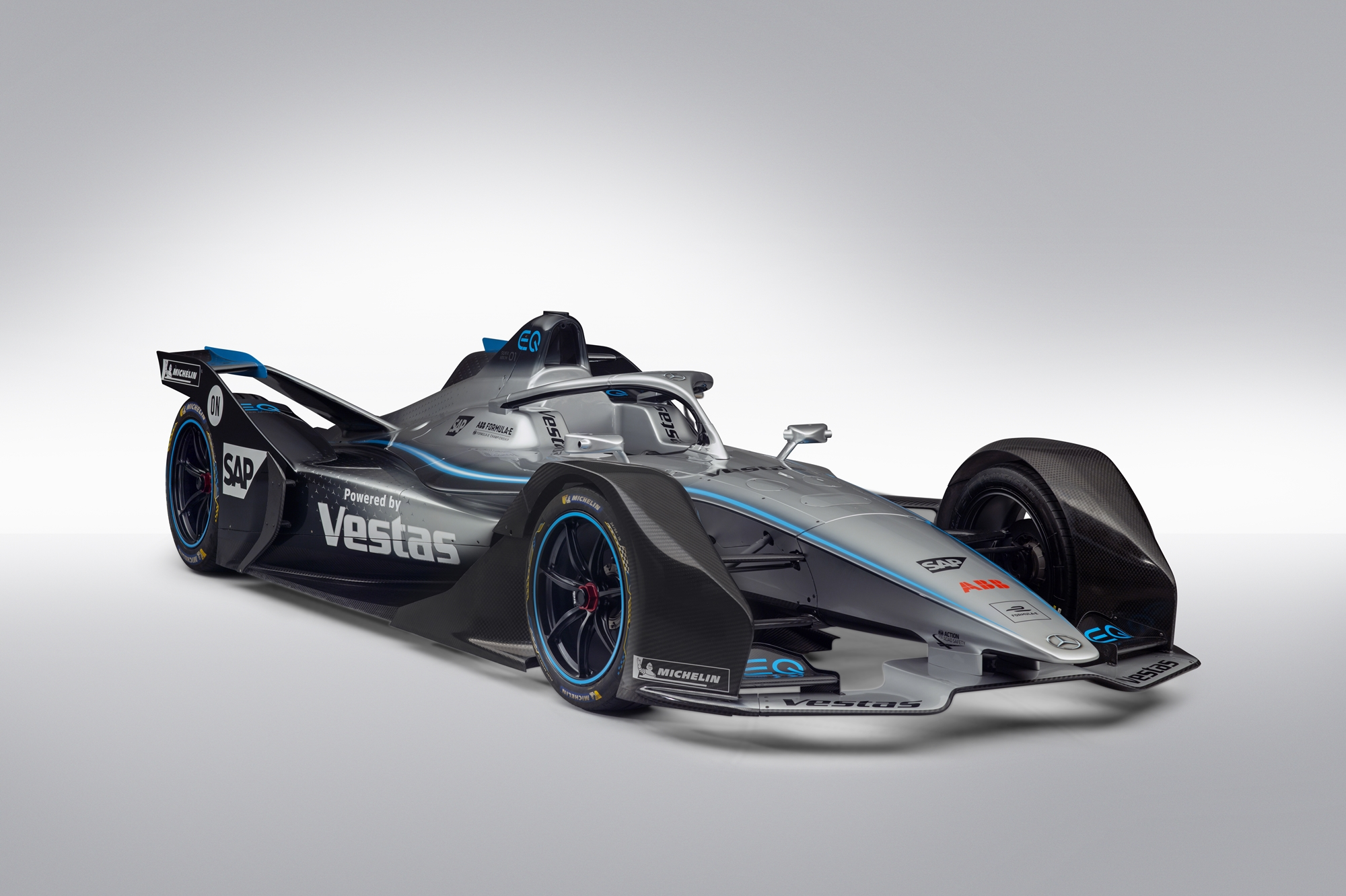 Formula-E: Benelux csapat a Mercedesnél