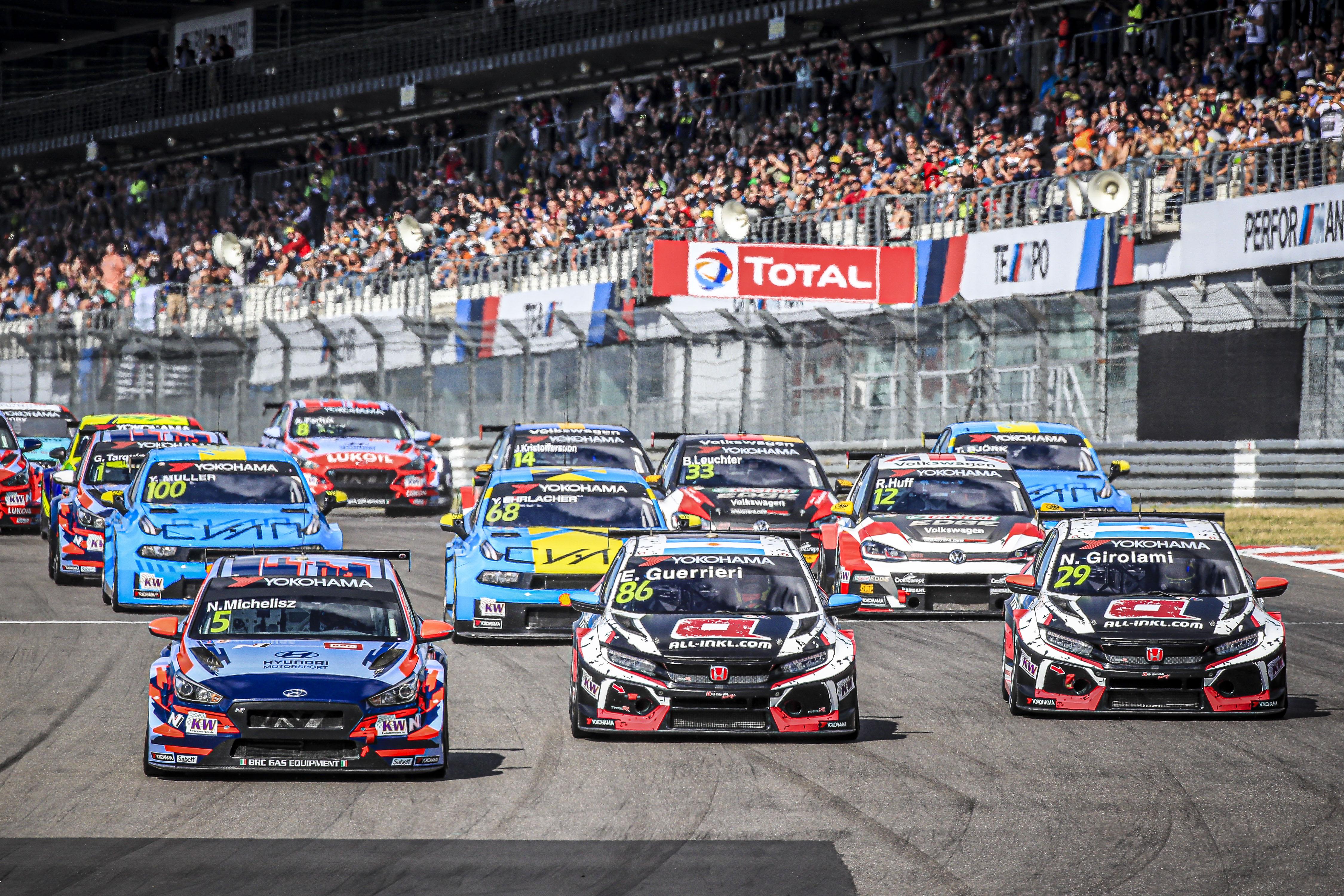 WTCR: A Hungaroring után egy újabb klasszikus pálya esett el