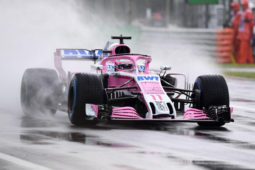 F1 - FORCE INDIA-ELSŐSÉGGEL INDULT A MONZAI HÉTVÉGE