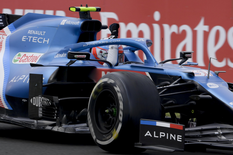 F1: Bottas tarolt a rajtnál, Ocon-siker a Magyar Nagydíjon