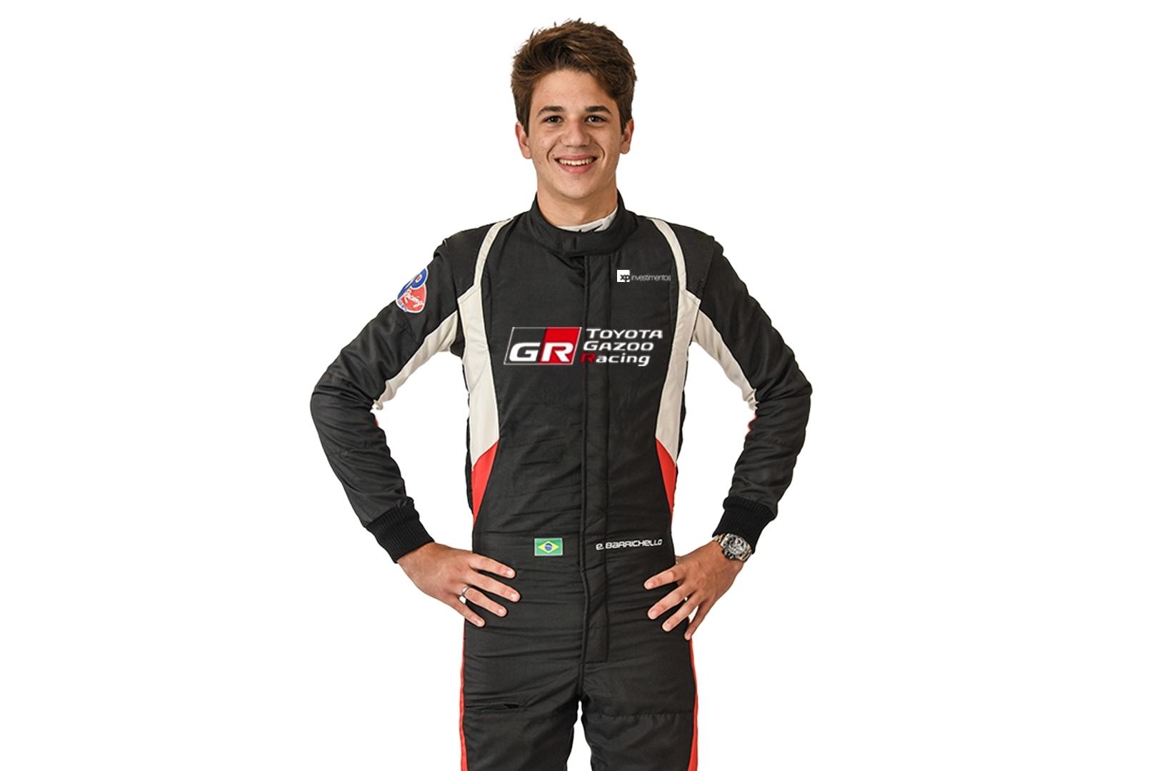Európában fog versenyezni Rubens Barrichello fia