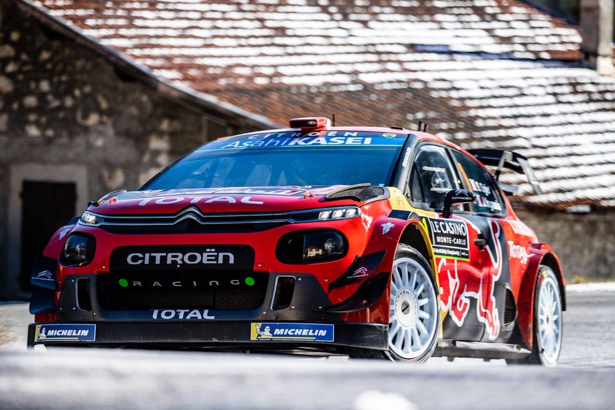 WRC - OGIER HETEDJÉRE IS BEHÚZTA A MONTE CARLO RALIT