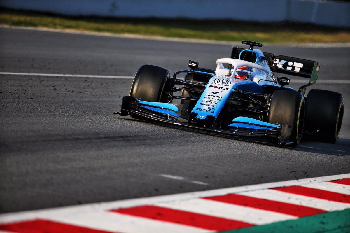 F1 - RUSSELLT LENYŰGÖZTE A WILLIAMS CSAPATSZELLEME