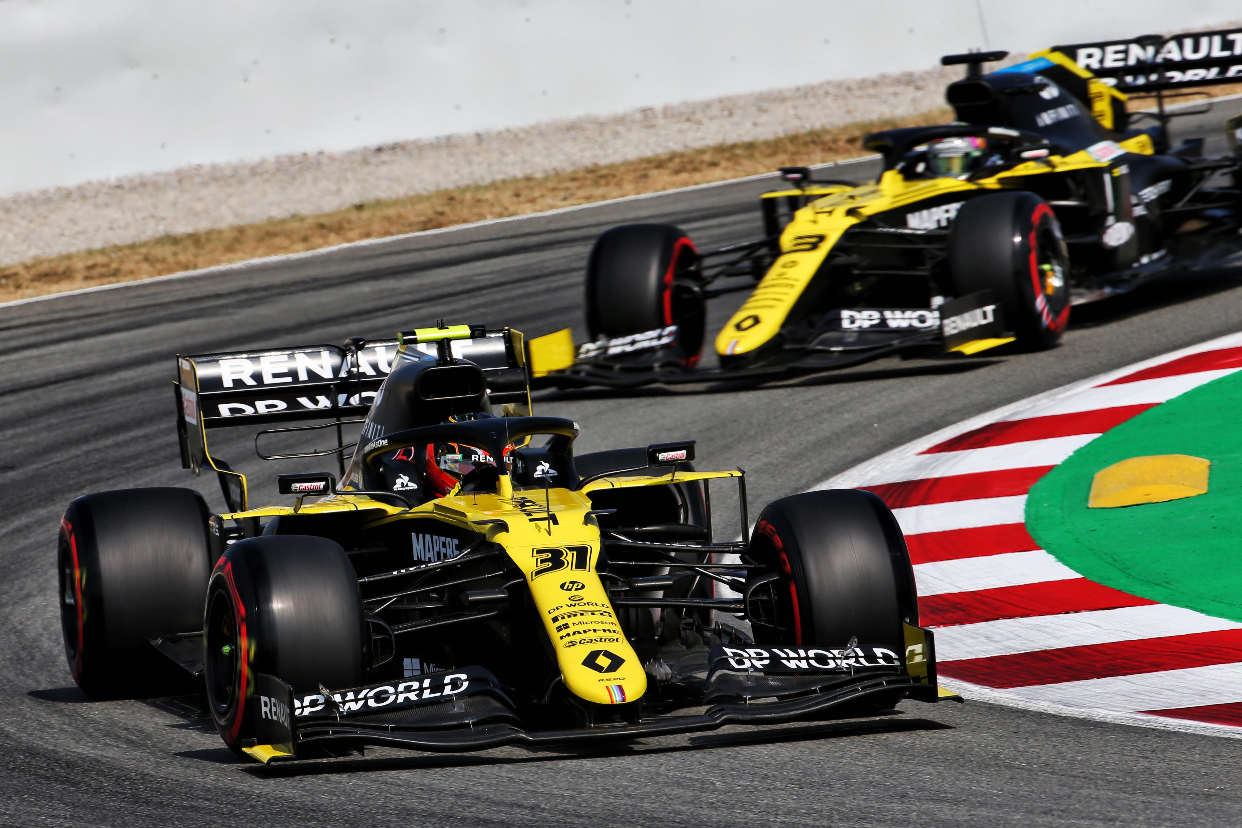 F1: A Renault is visszalépett a Racing Point-ügyben