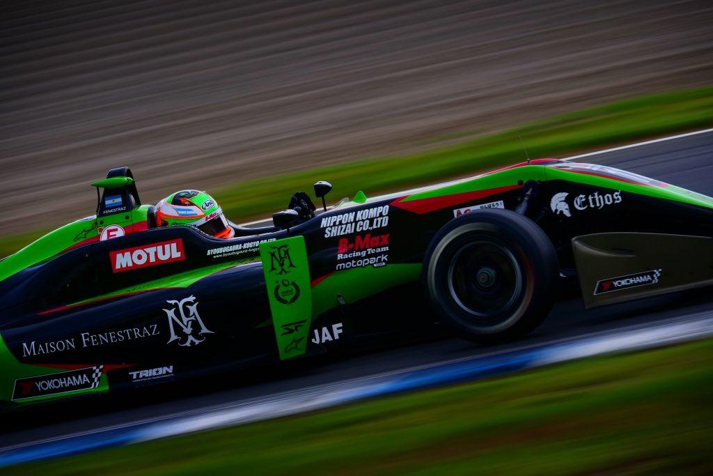 Bajnok lett Japánban a kiebrudalt Renault-junior