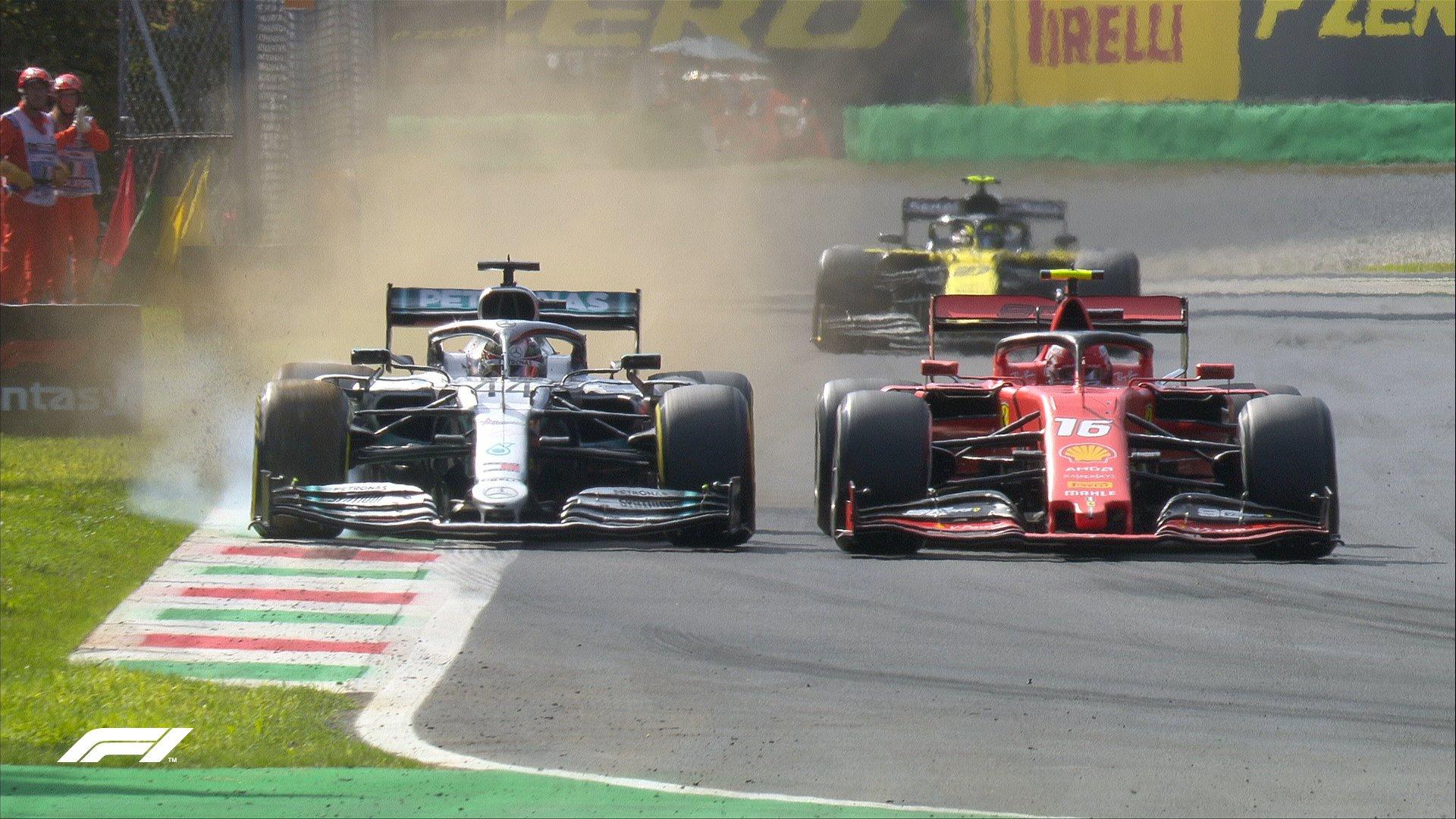F1: Megkérdőjelezte a Leclerc-eset elbírálását a Mercedes – reagált az FIA!